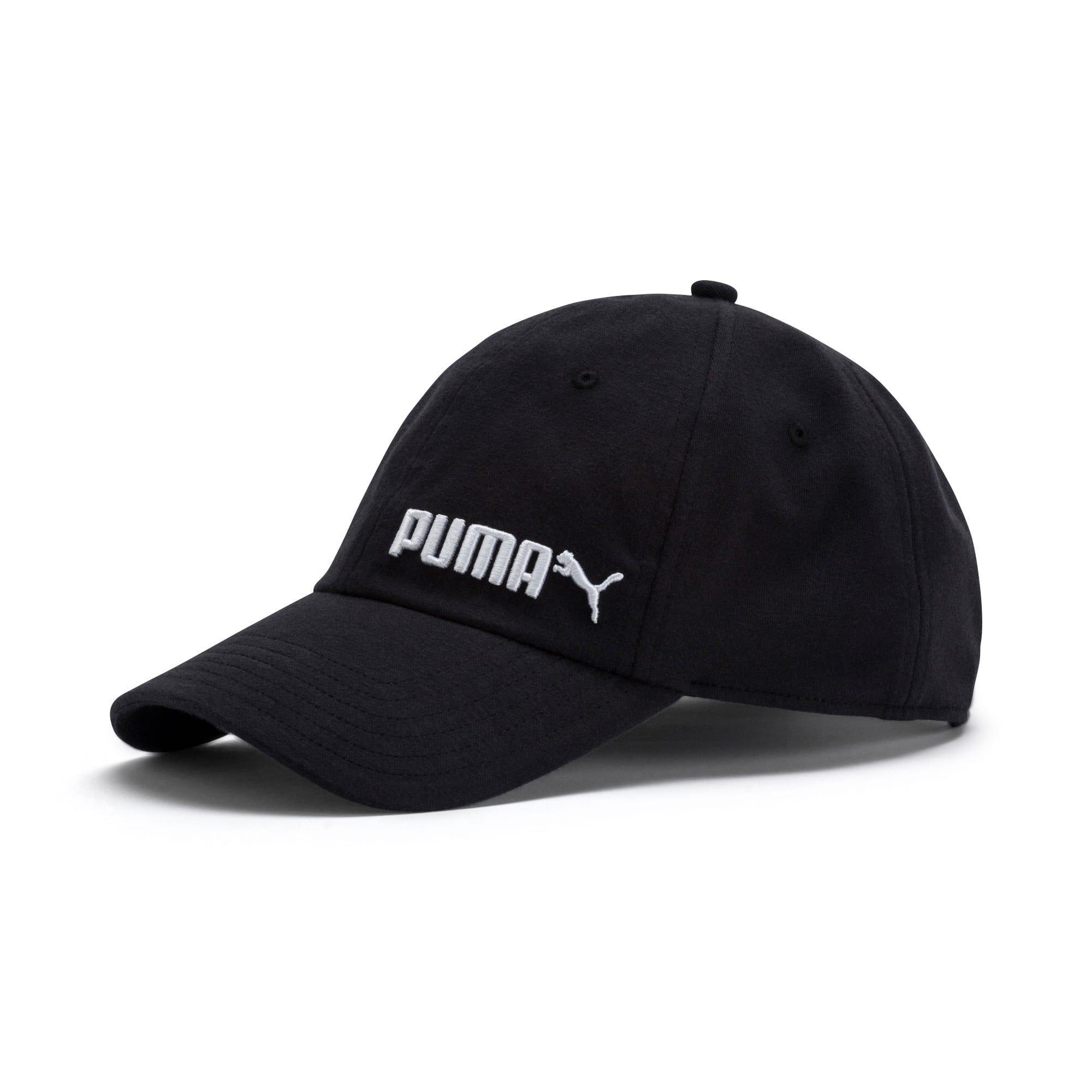 Thumbnail 1 of STYLE Fabric Cap, Puma Black, medium