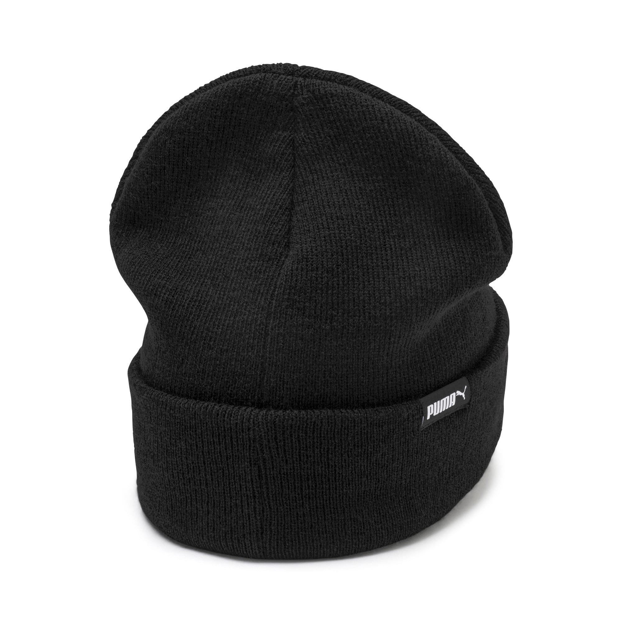 Thumbnail 3 of Archive Mid Fit Beanie, Puma Black, medium
