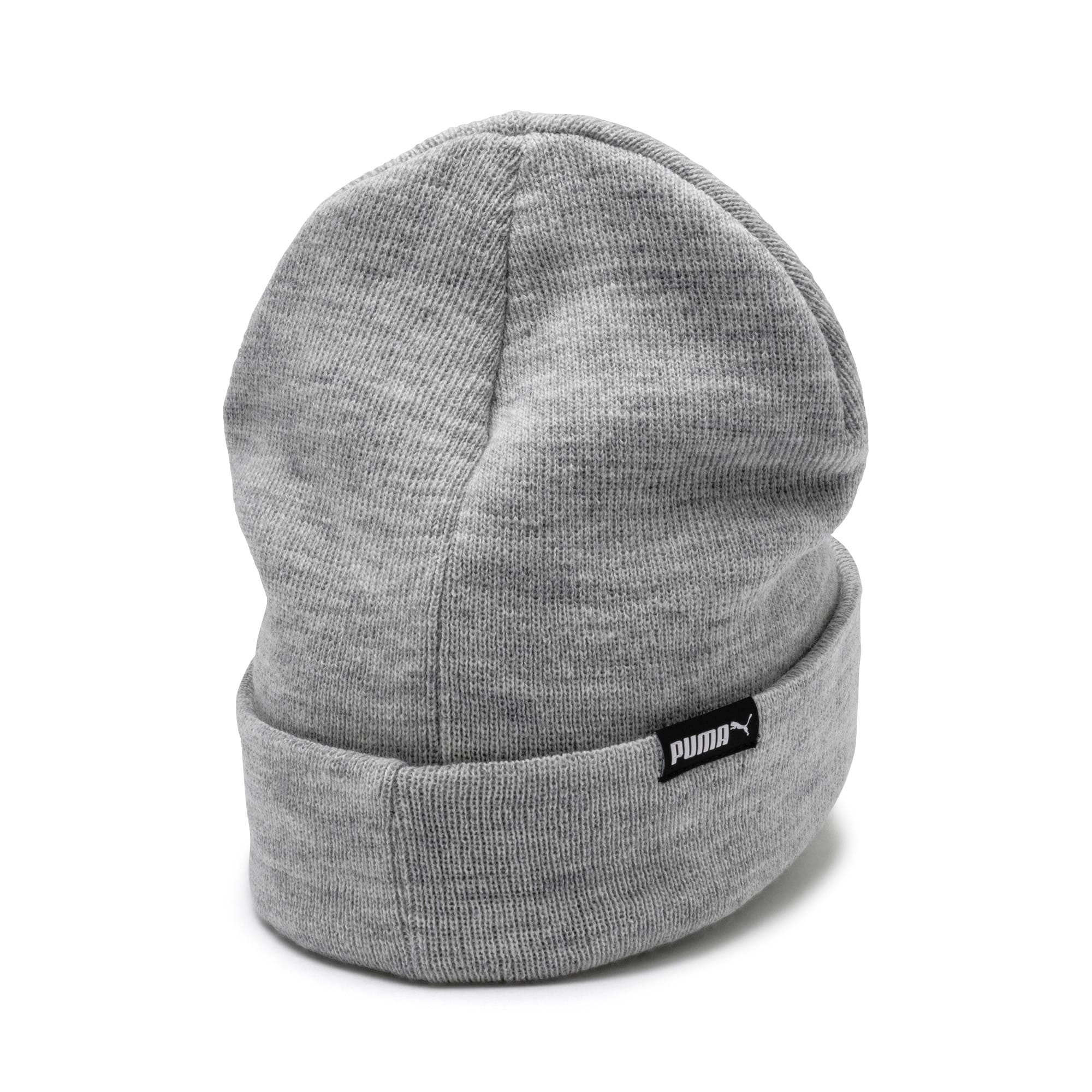 Thumbnail 2 of Archive Mid Fit Beanie, Light Gray Heather, medium-IND