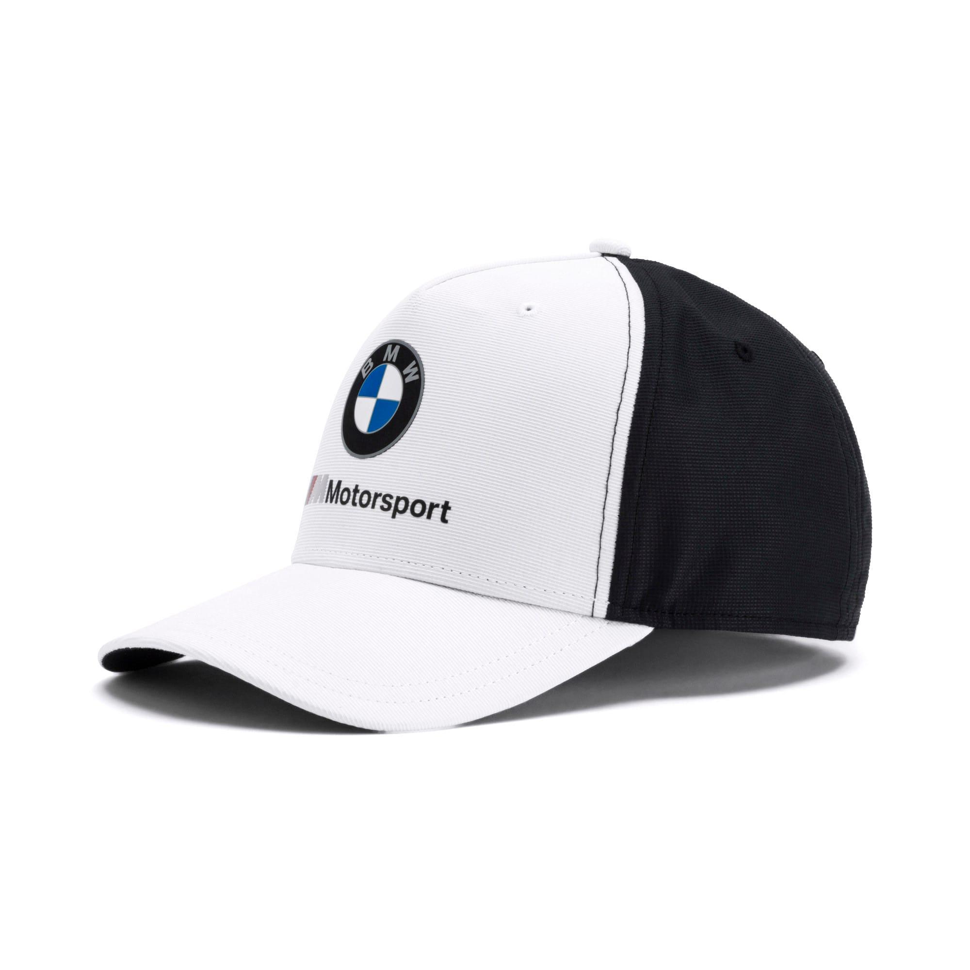 Thumbnail 1 of BMW Motorsport Cap, Puma White, medium