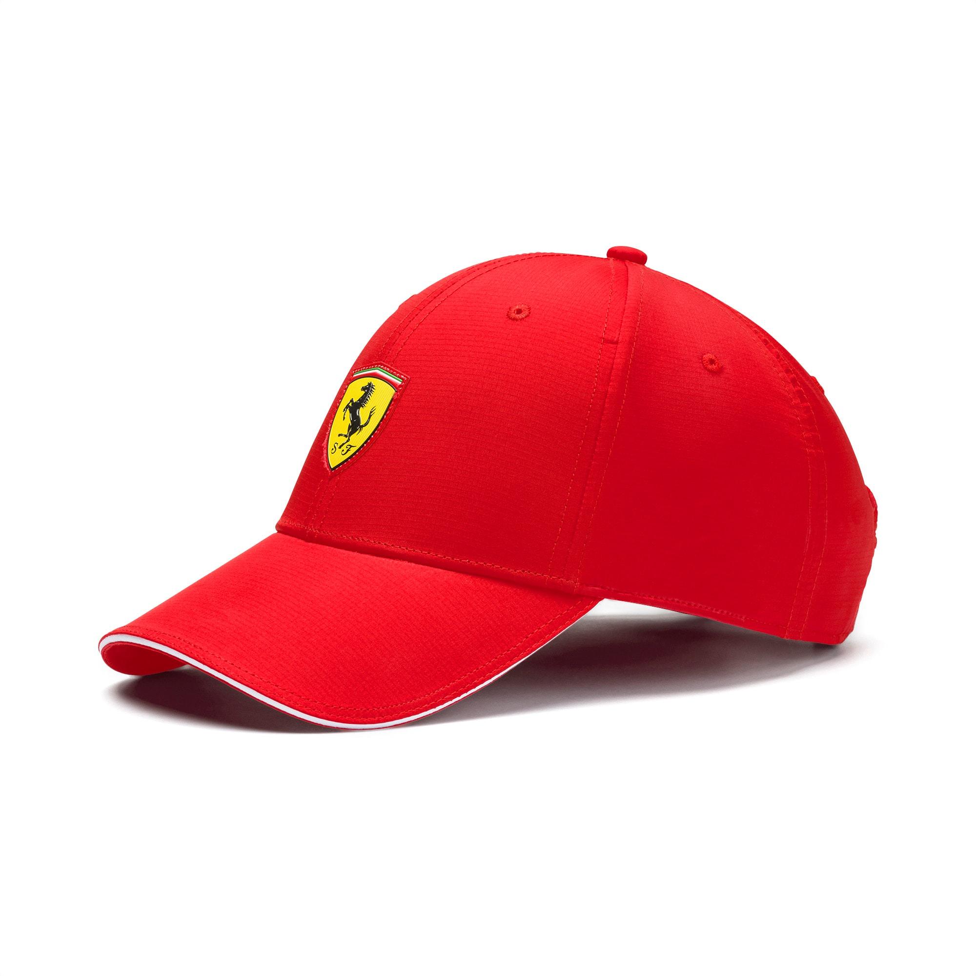 Ferrari Fanwear Baseball Cap, Rosso Corsa, large-SEA