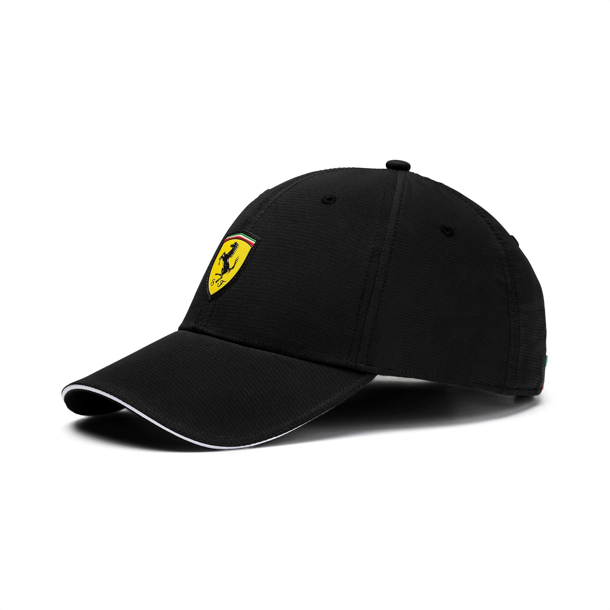 Ferrari Fanwear Baseball Cap, Puma Black, large-SEA