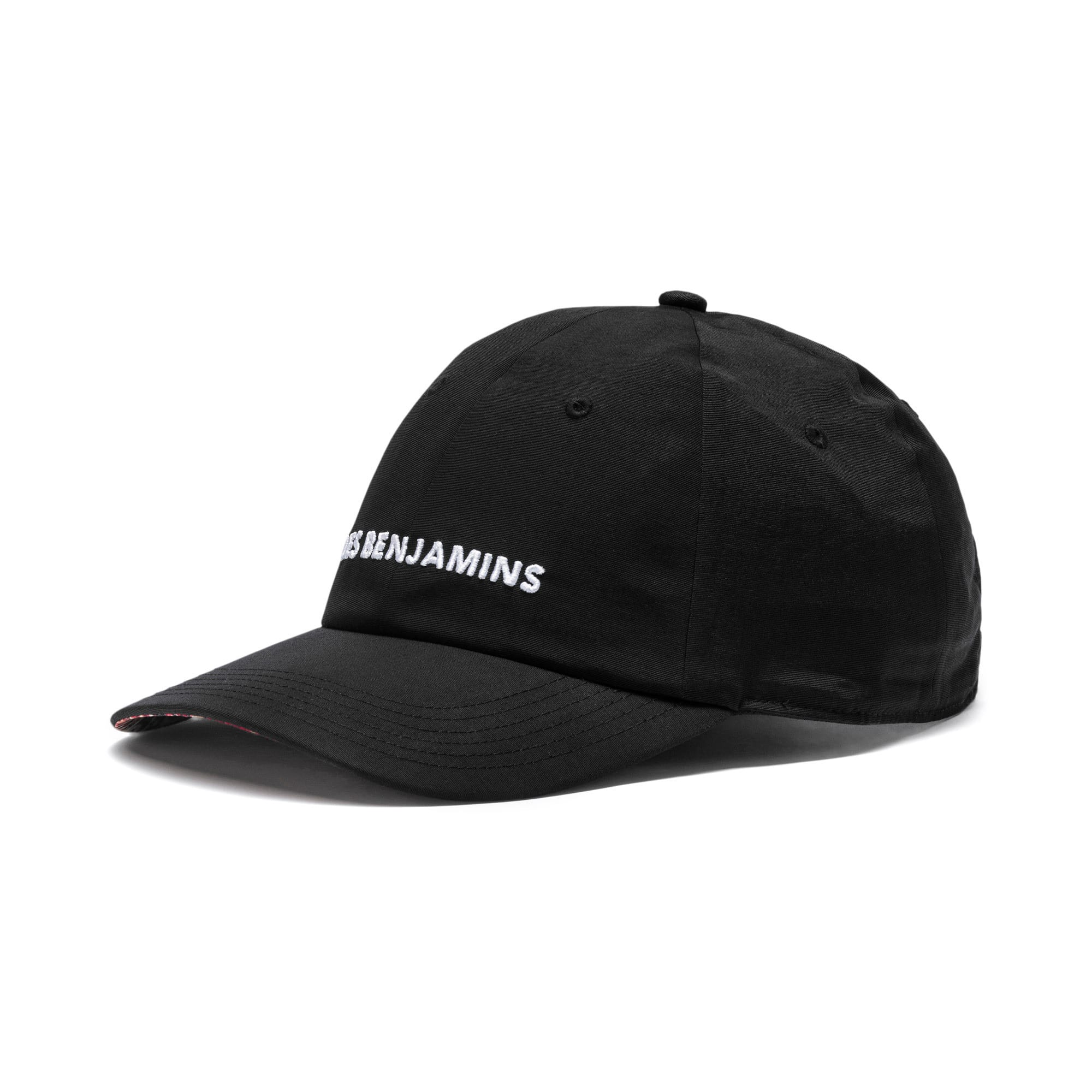 Thumbnail 1 of PUMA x LES BENJAMINS Cap, Puma Black, medium