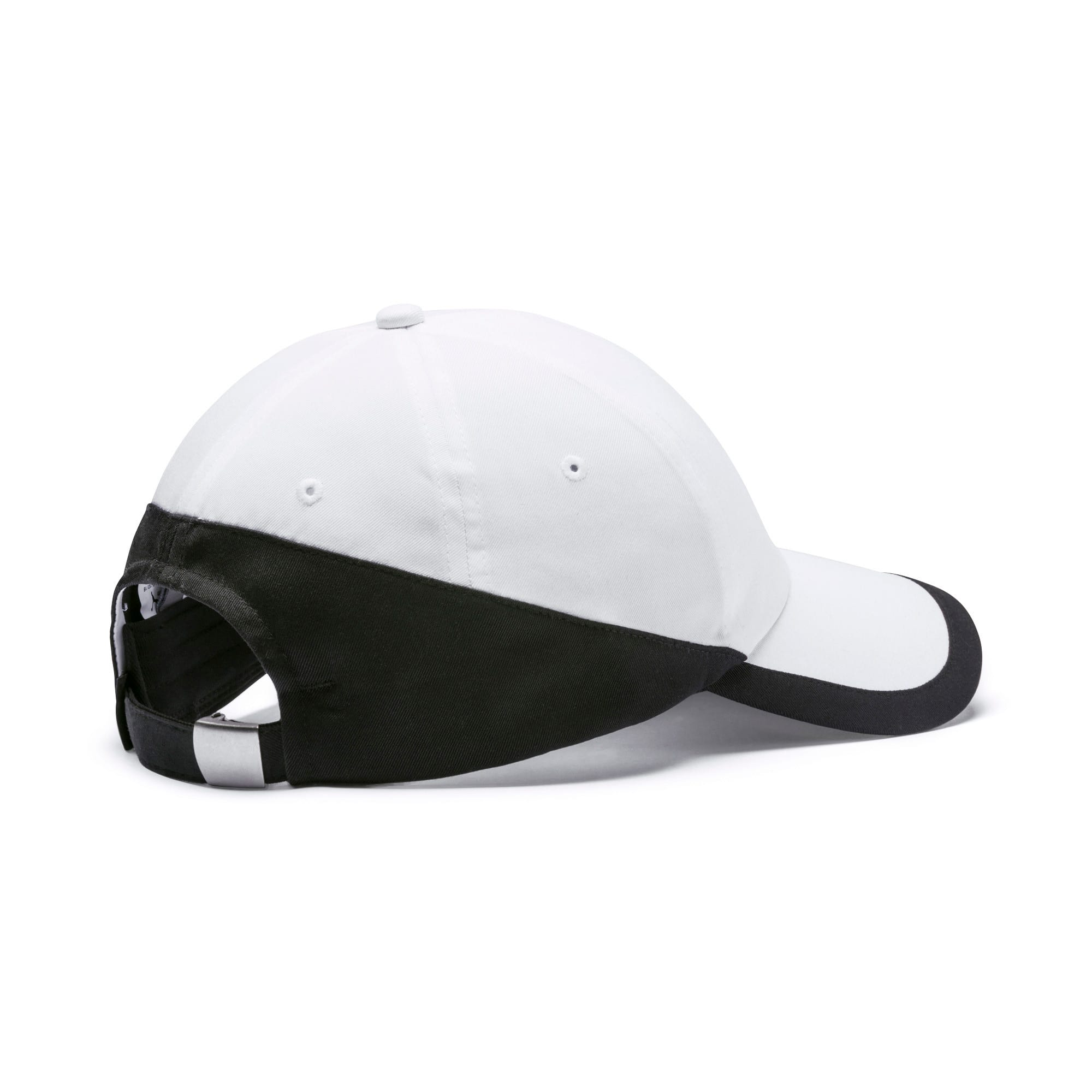 Thumbnail 2 of Premium Archive BB cap, Puma White-Puma Black, medium