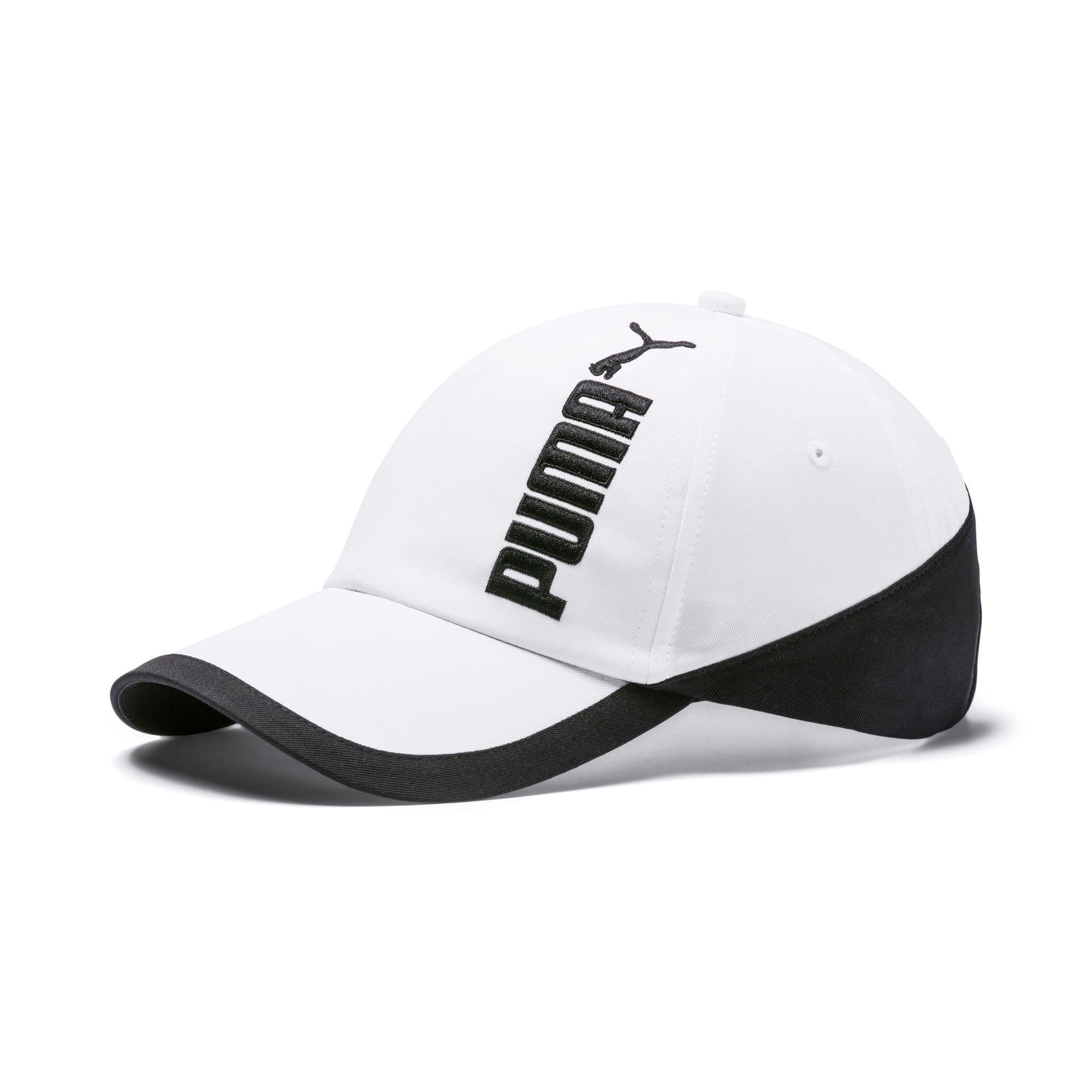 Thumbnail 1 of Premium Archive BB cap, Puma White-Puma Black, medium