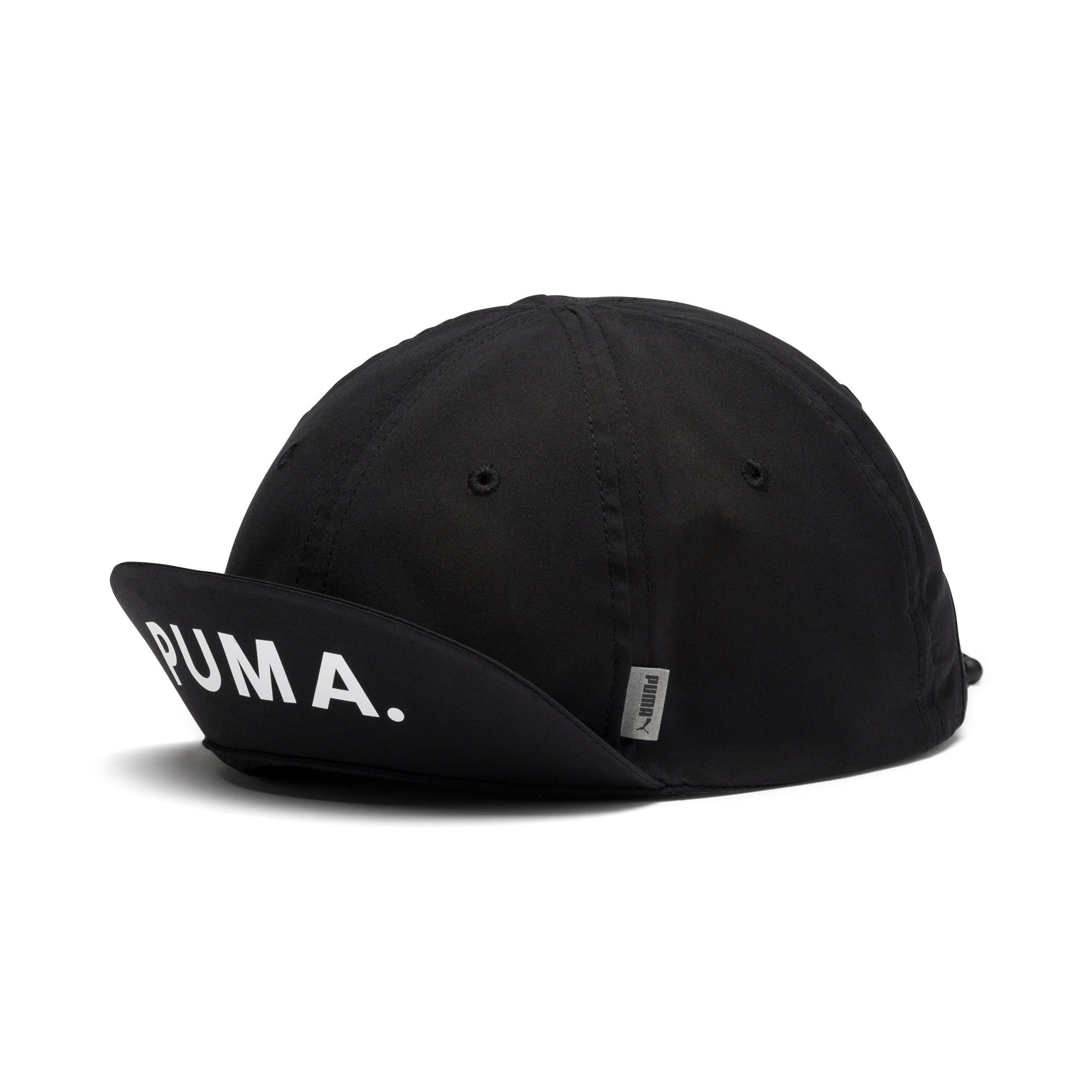 Thumbnail 1 of Epoch Low Curve Cap, Puma Black-Puma White, medium