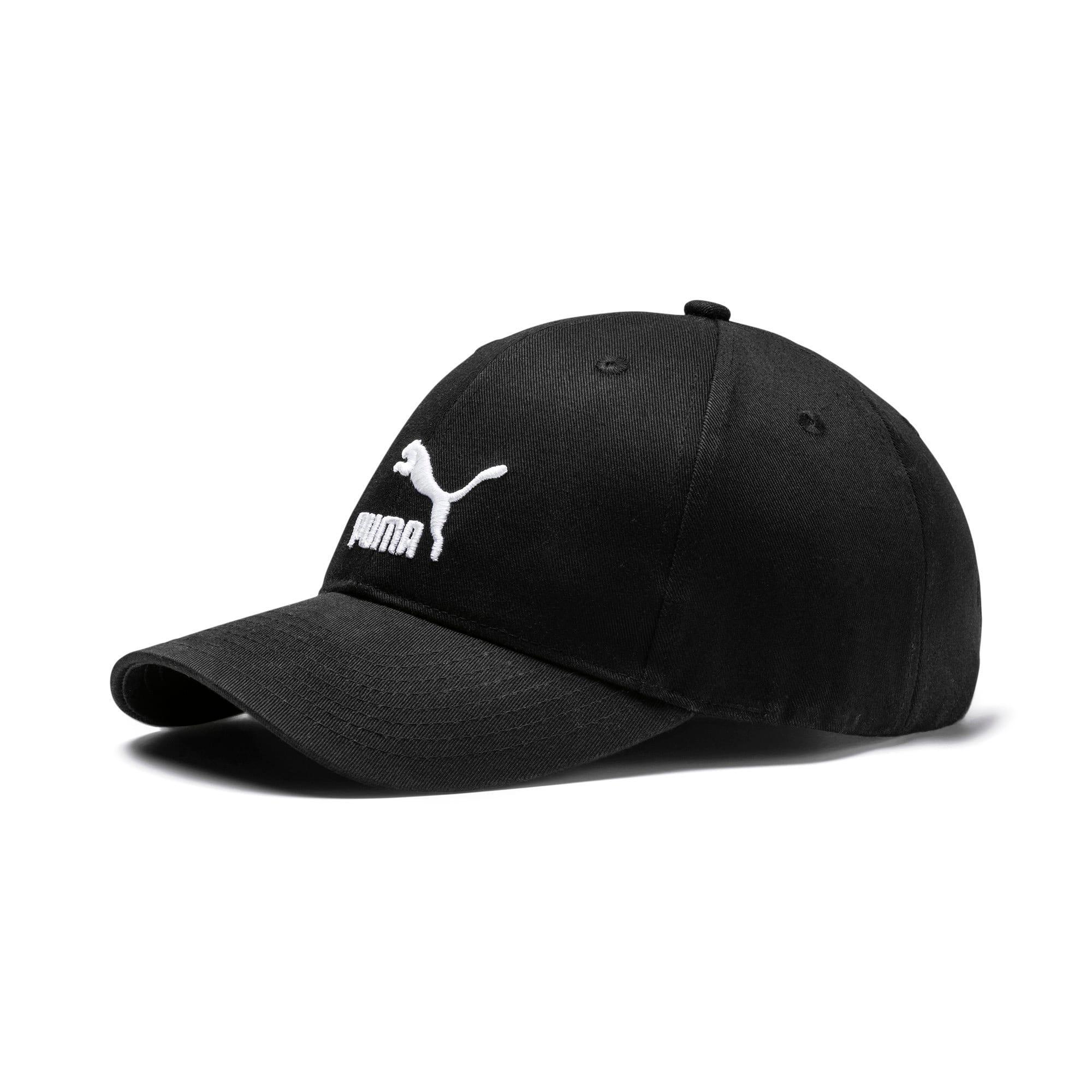 Thumbnail 1 of Archive Logo Baseball Cap, Puma Black, medium
