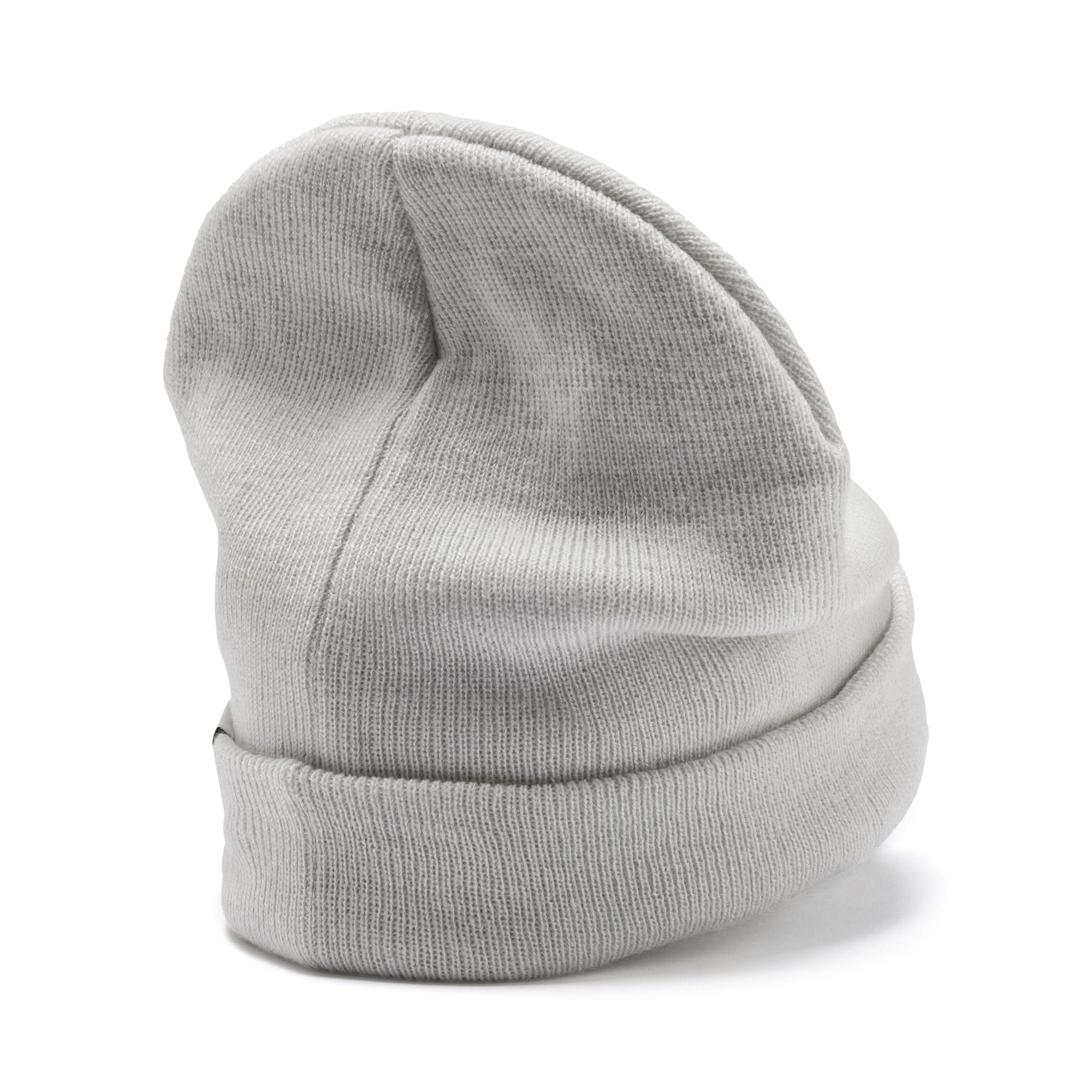 Thumbnail 2 of PUMA x SELENA GOMEZ Women's Beanie, Glacier Gray, medium-IND