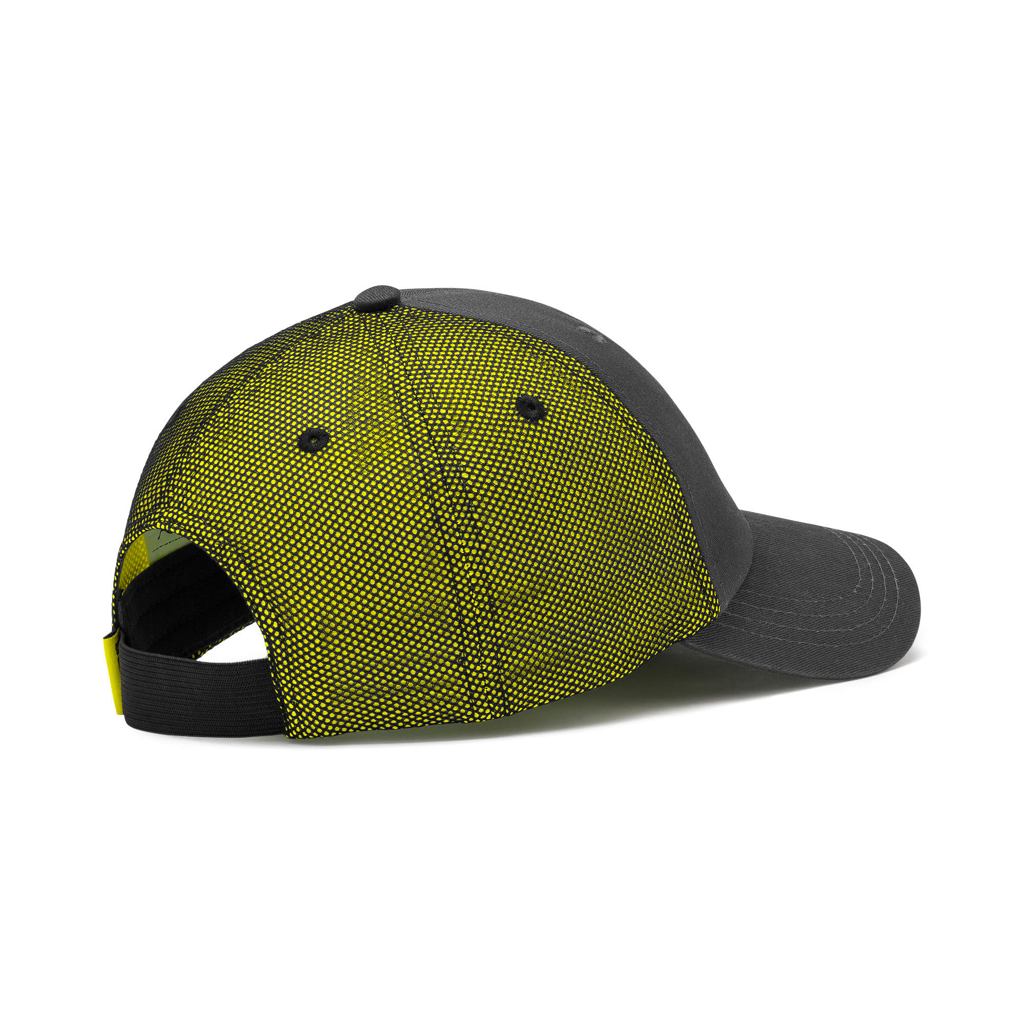 Thumbnail 2 of ftblNXT Cap, Ebony-Yellow Alert, medium