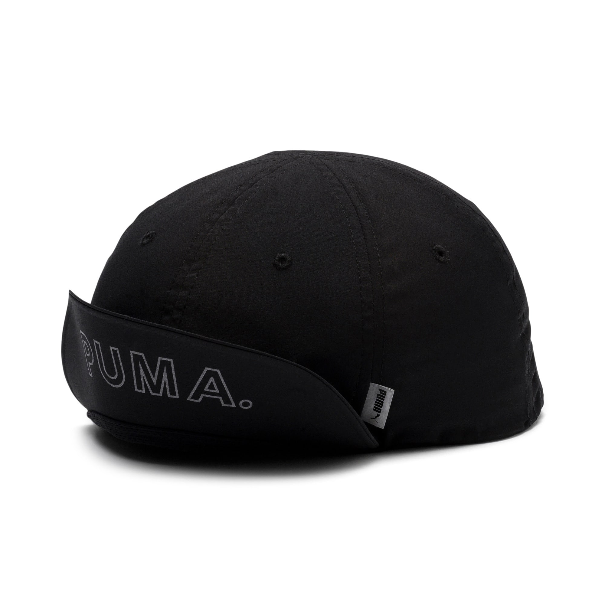 Thumbnail 1 of Epoch Low Curve Cap, Puma Black, medium-IND