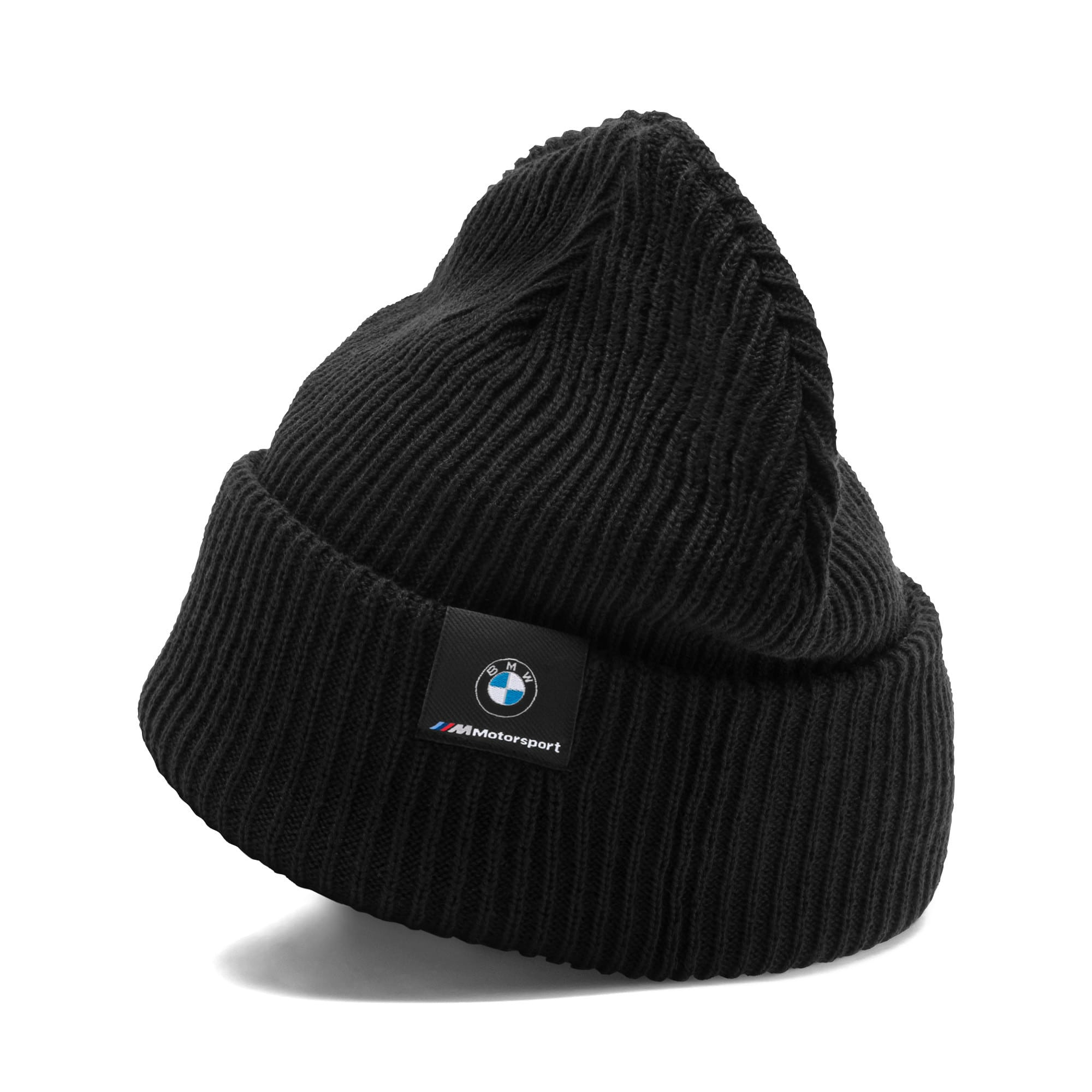 Thumbnail 1 of BMW Motorsport beanie, Puma Black, medium