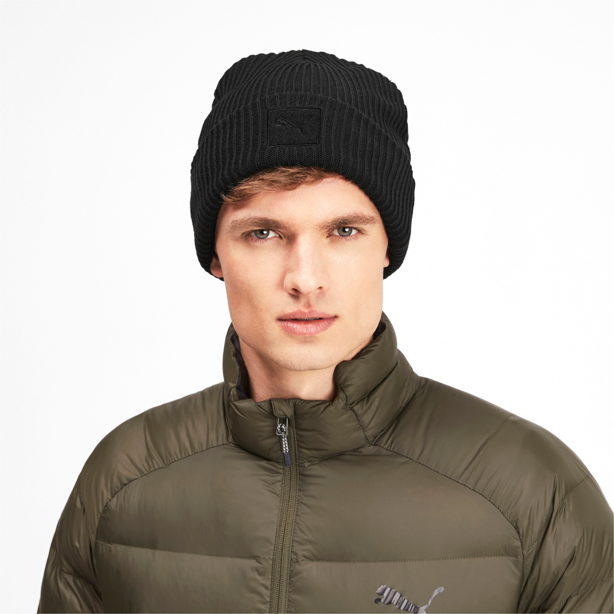 Thumbnail 2 of BMW Motorsport beanie, Puma Black, medium