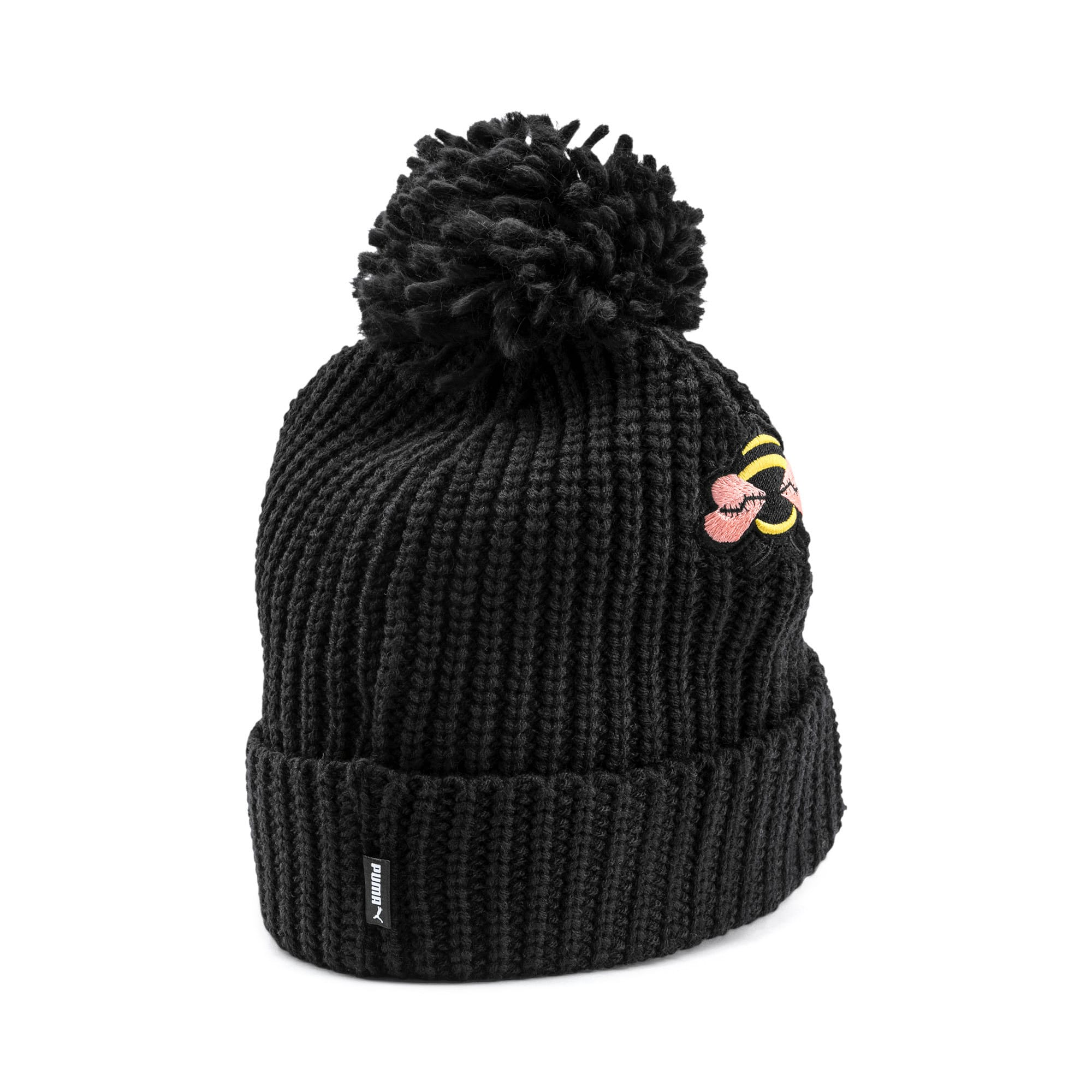 Thumbnail 2 of PUMA x SUE TSAI Beanie, Puma Black, medium