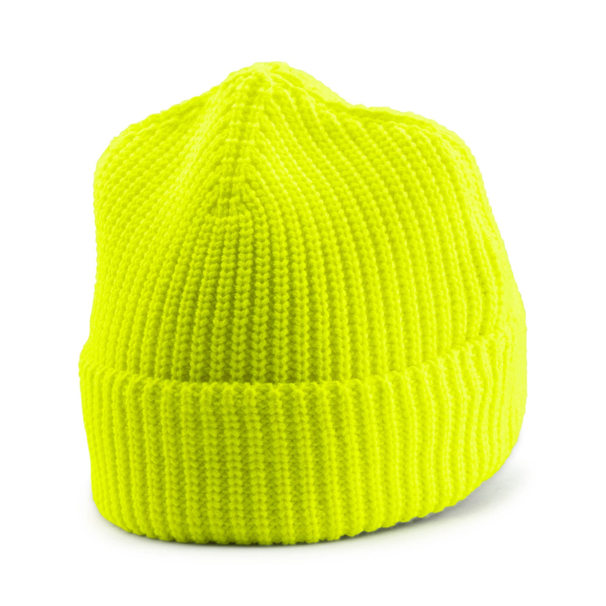 Thumbnail 3 of PUMA x LES BENJAMINS Beanie, Safety Yellow, medium
