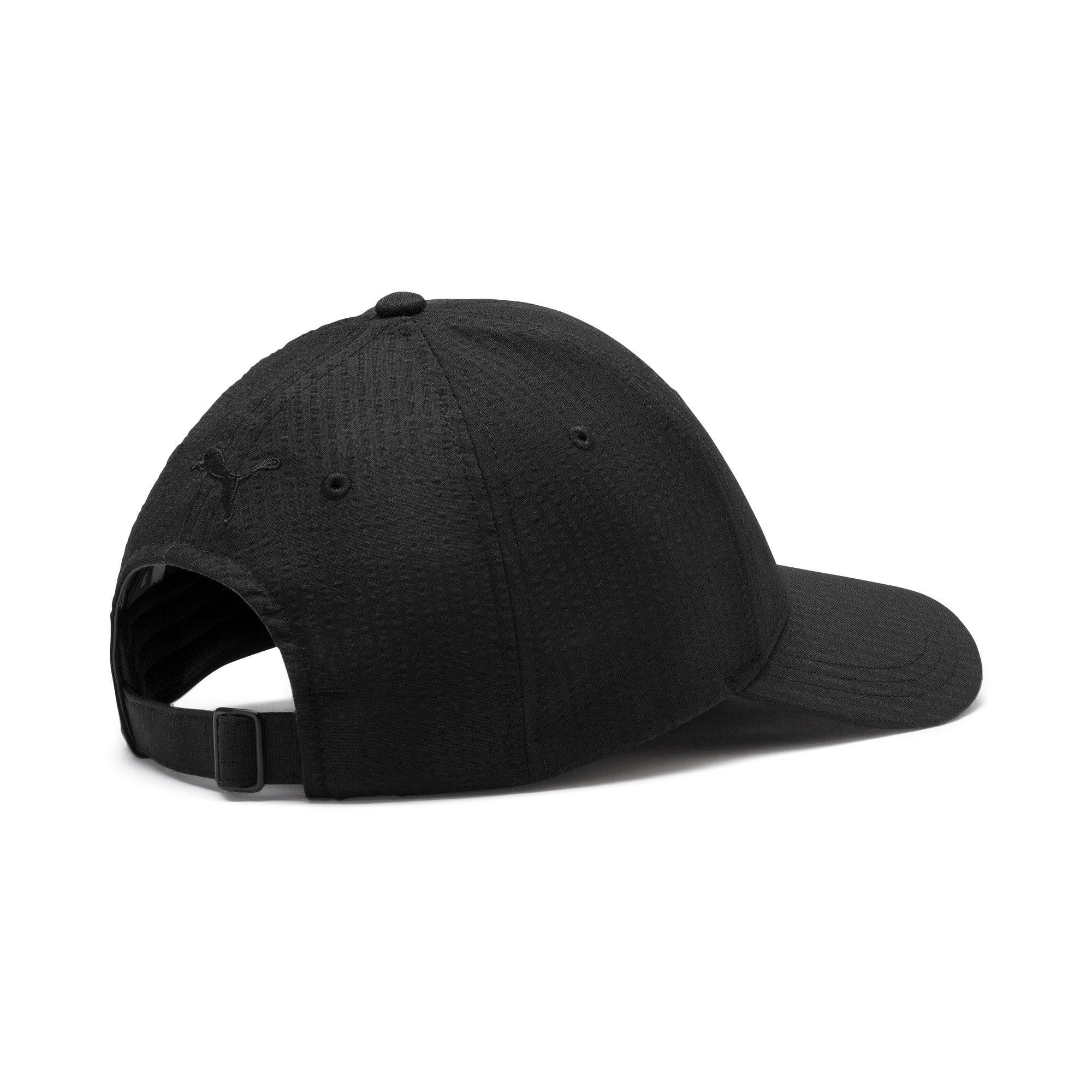 Thumbnail 3 of Ferrari Lifestyle Baseball Cap, Puma Black, medium
