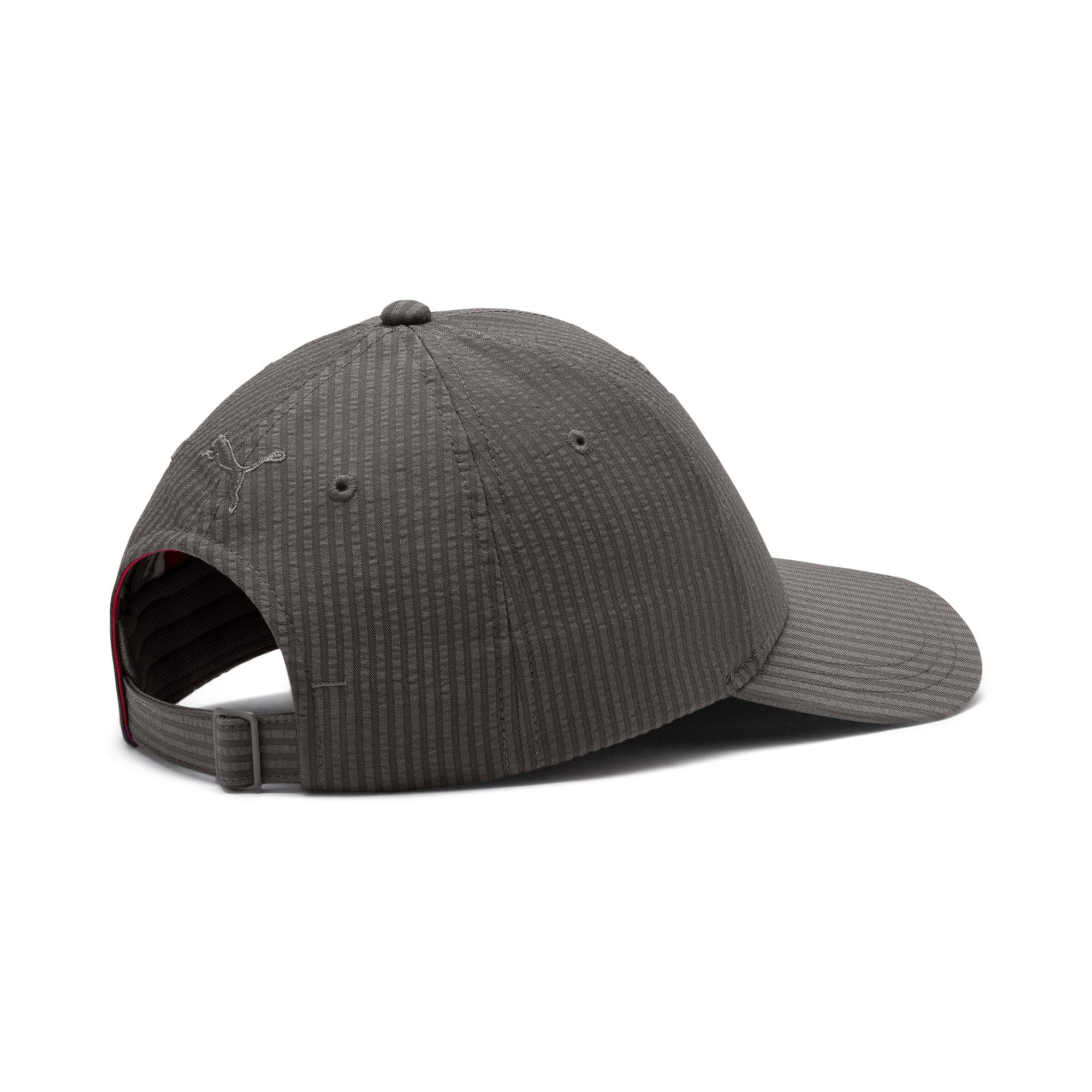 Ferrari Lifestyle Baseball Cap, Charcoal Gray, large-IND