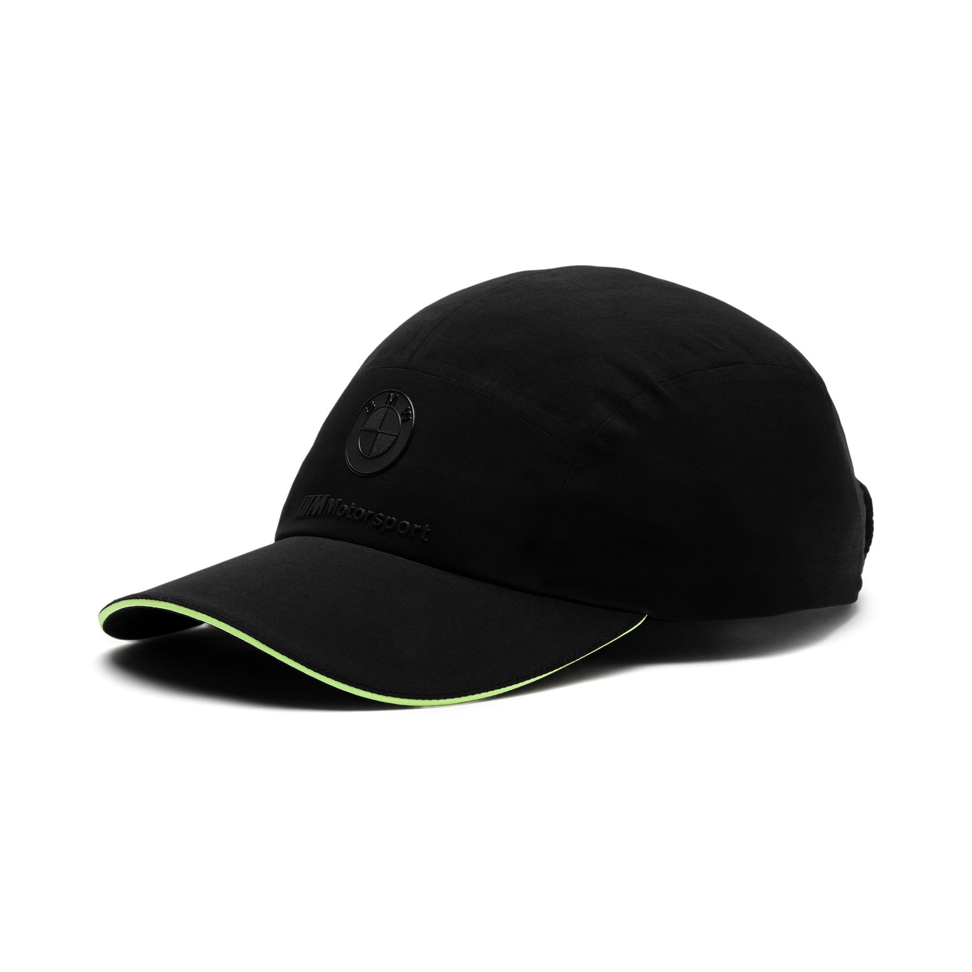 Thumbnail 1 of BMW M Motorsport RCT Cap, Puma Black, medium