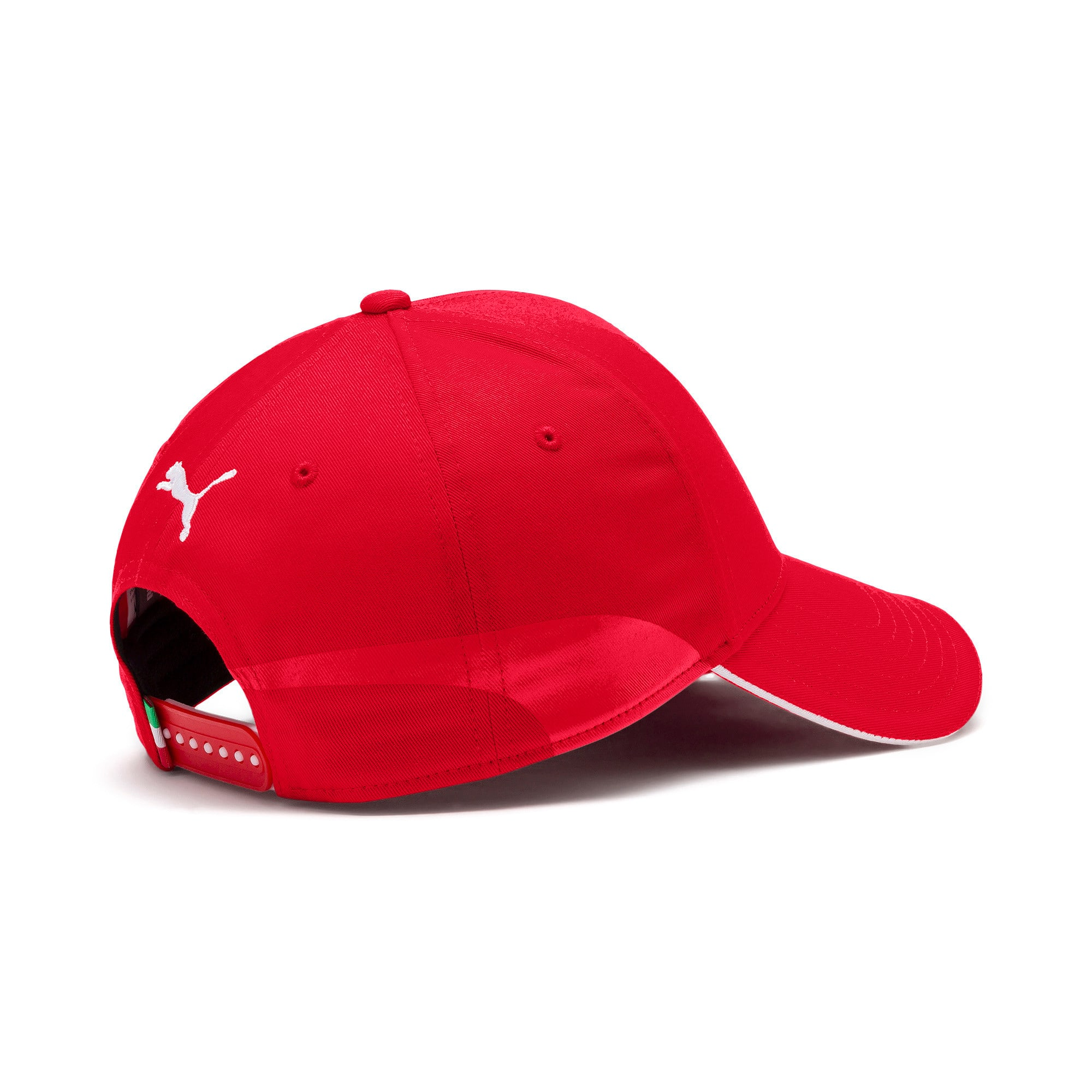 Thumbnail 2 of Ferrari Fanwear Cap, Rosso Corsa, medium