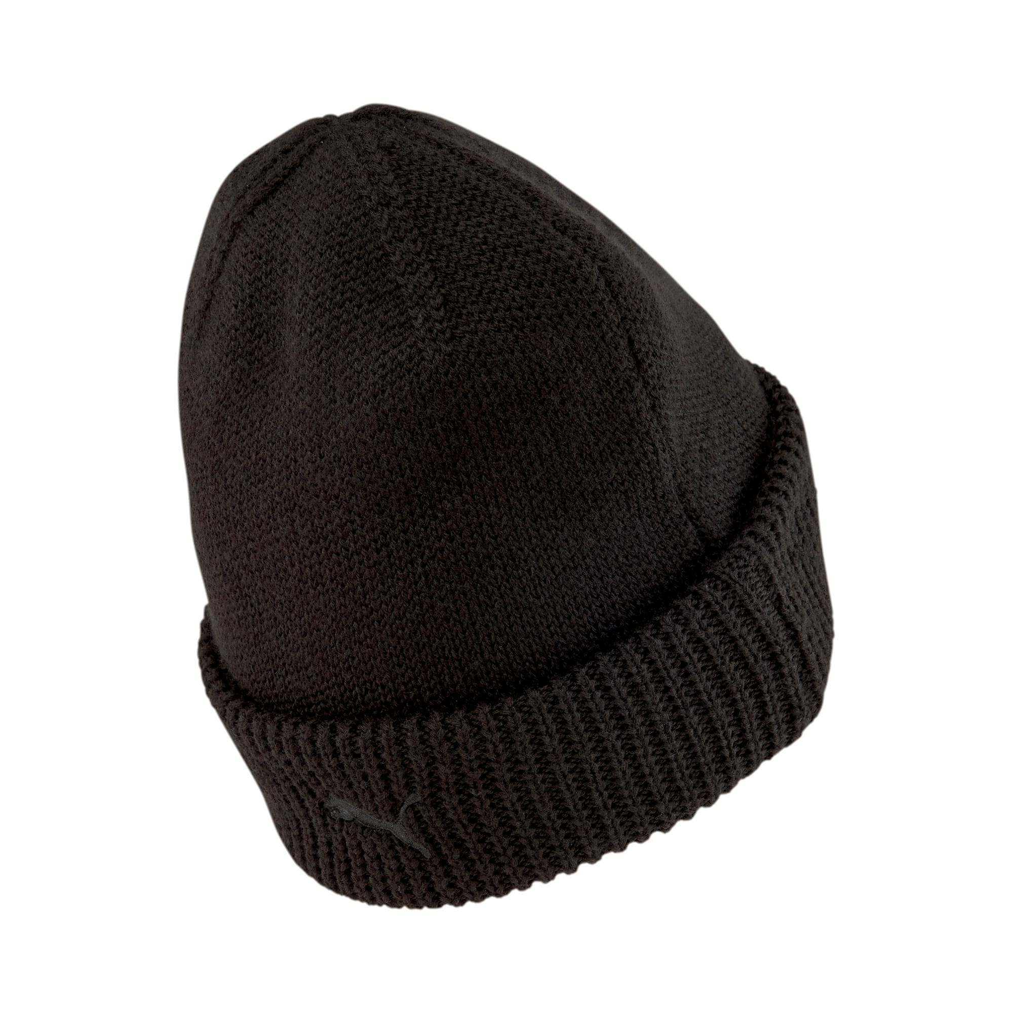 Porsche Design Knit Beanie, Puma Black, large
