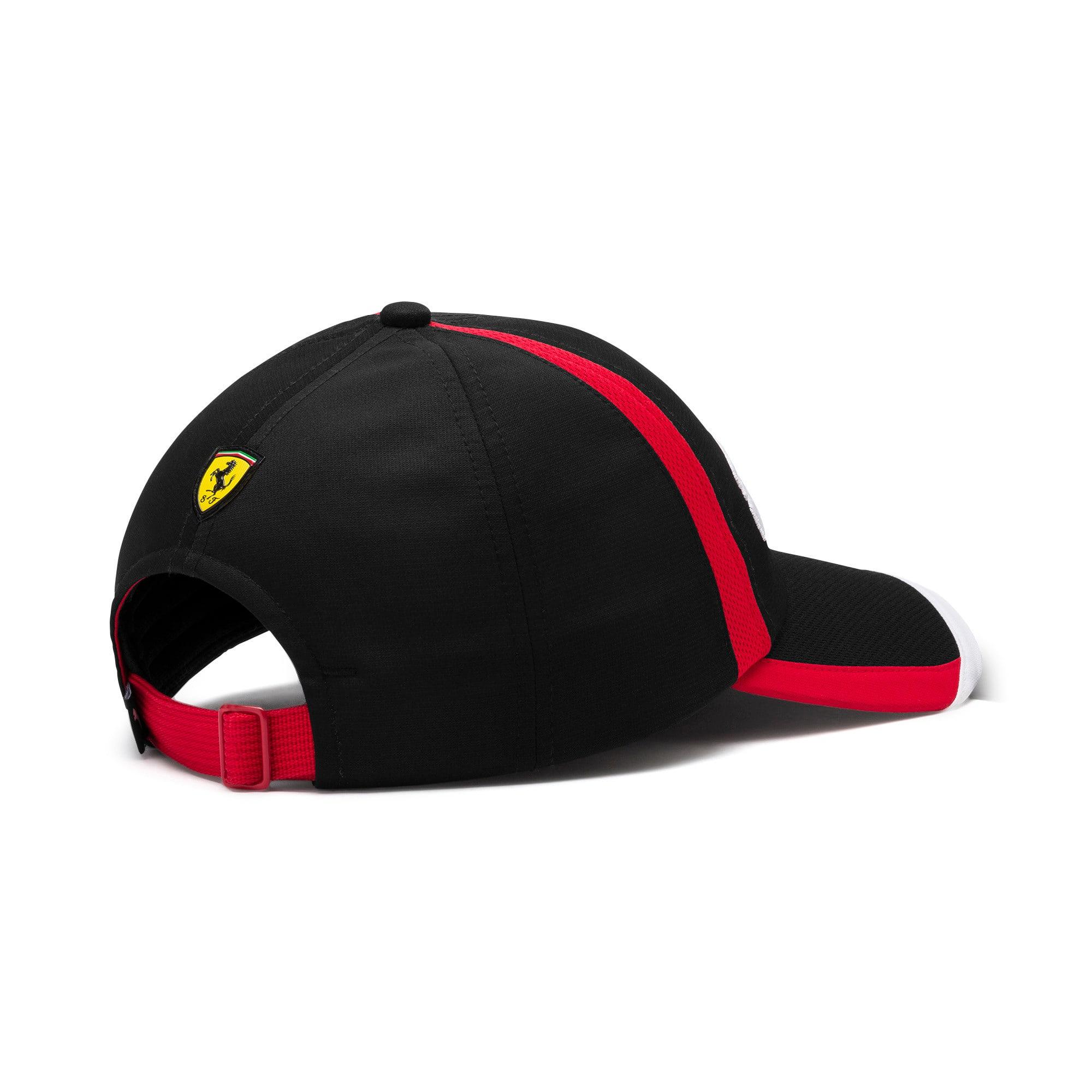 Miniatura 2 de Gorra urbana Scuderia Ferraripara fanáticos, Puma Black, mediano