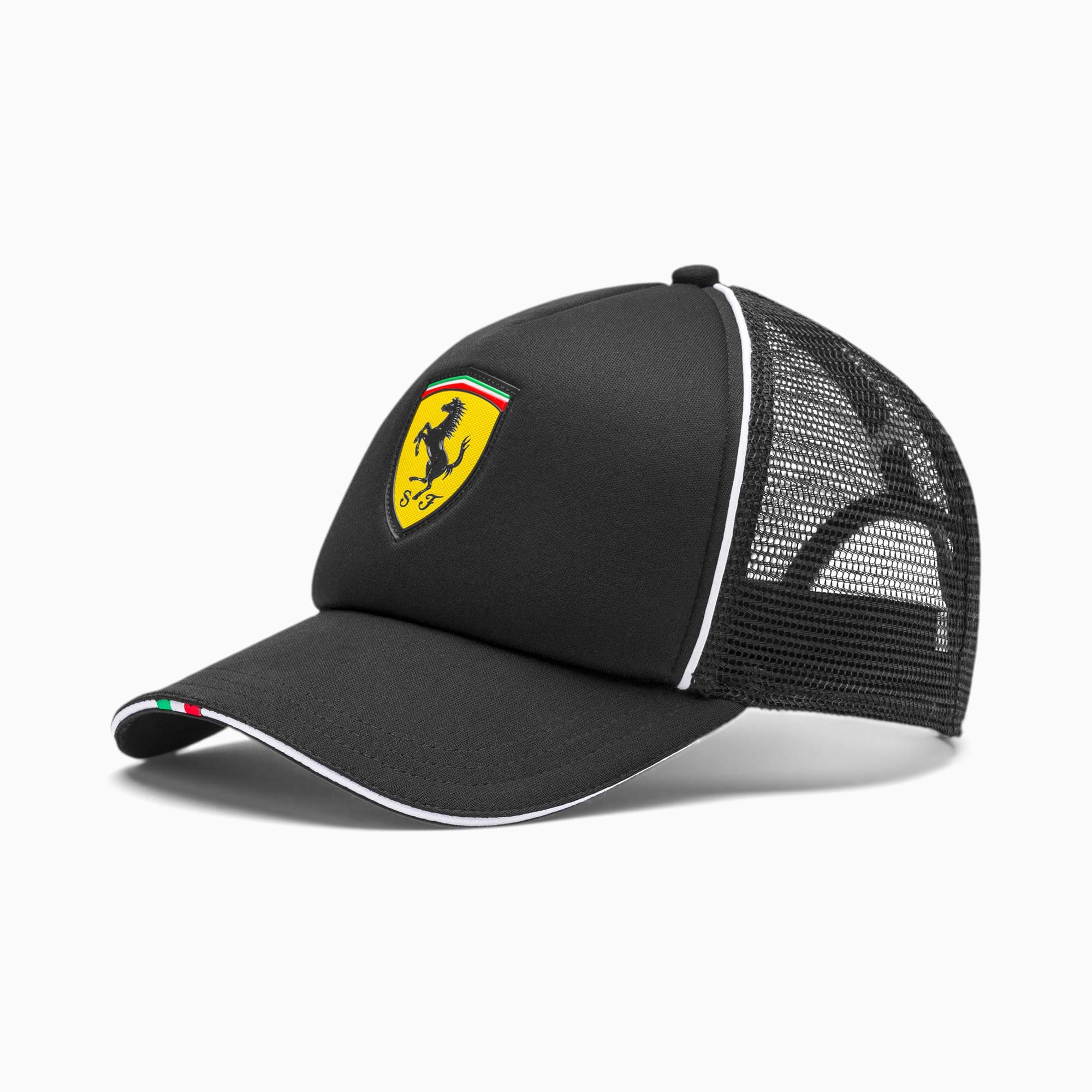 Scuderia Ferrari Fanwear Trucker Cap