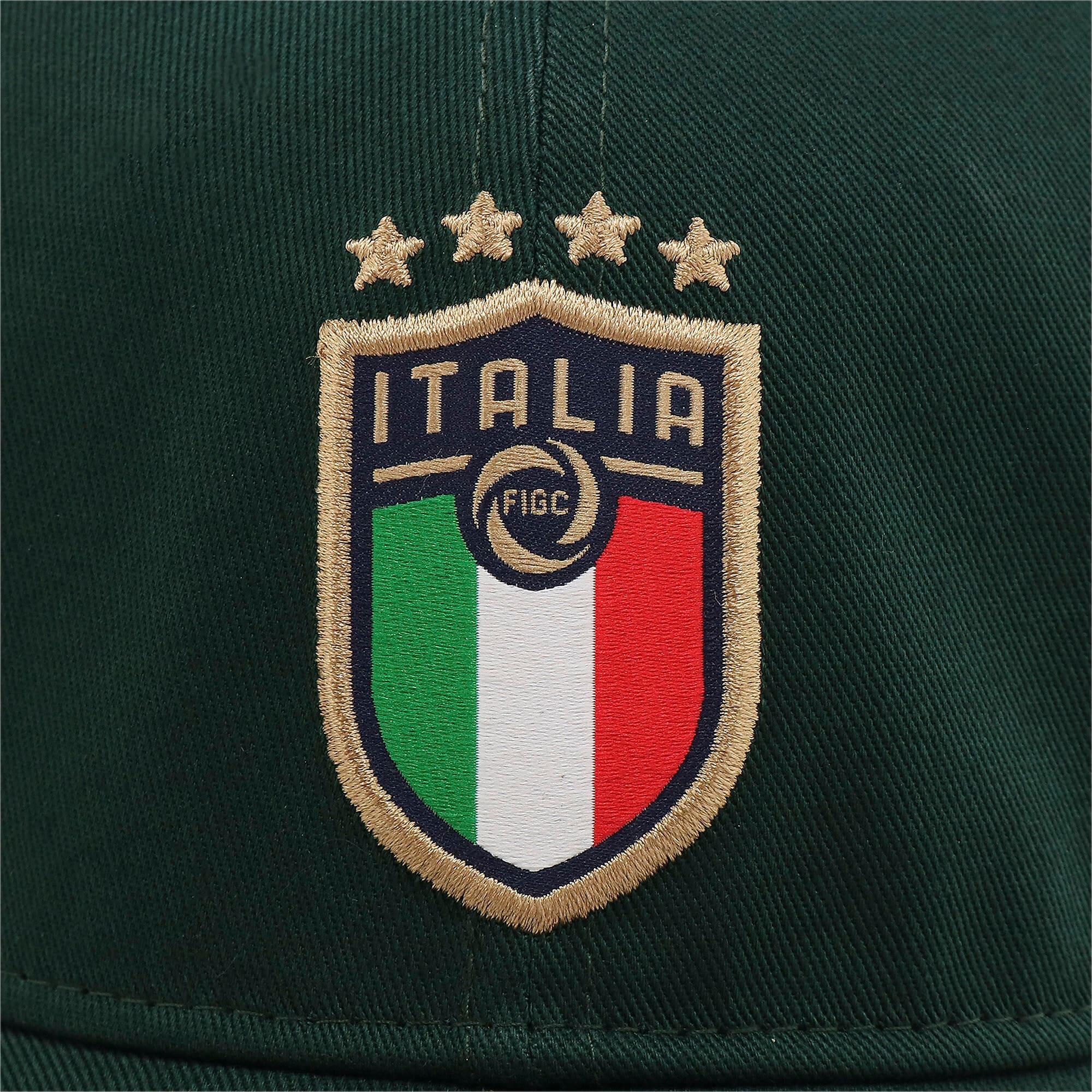 Thumbnail 4 of FIGC イタリア チーム キャップ, Ponderosa Pine-Peacoat, medium-JPN