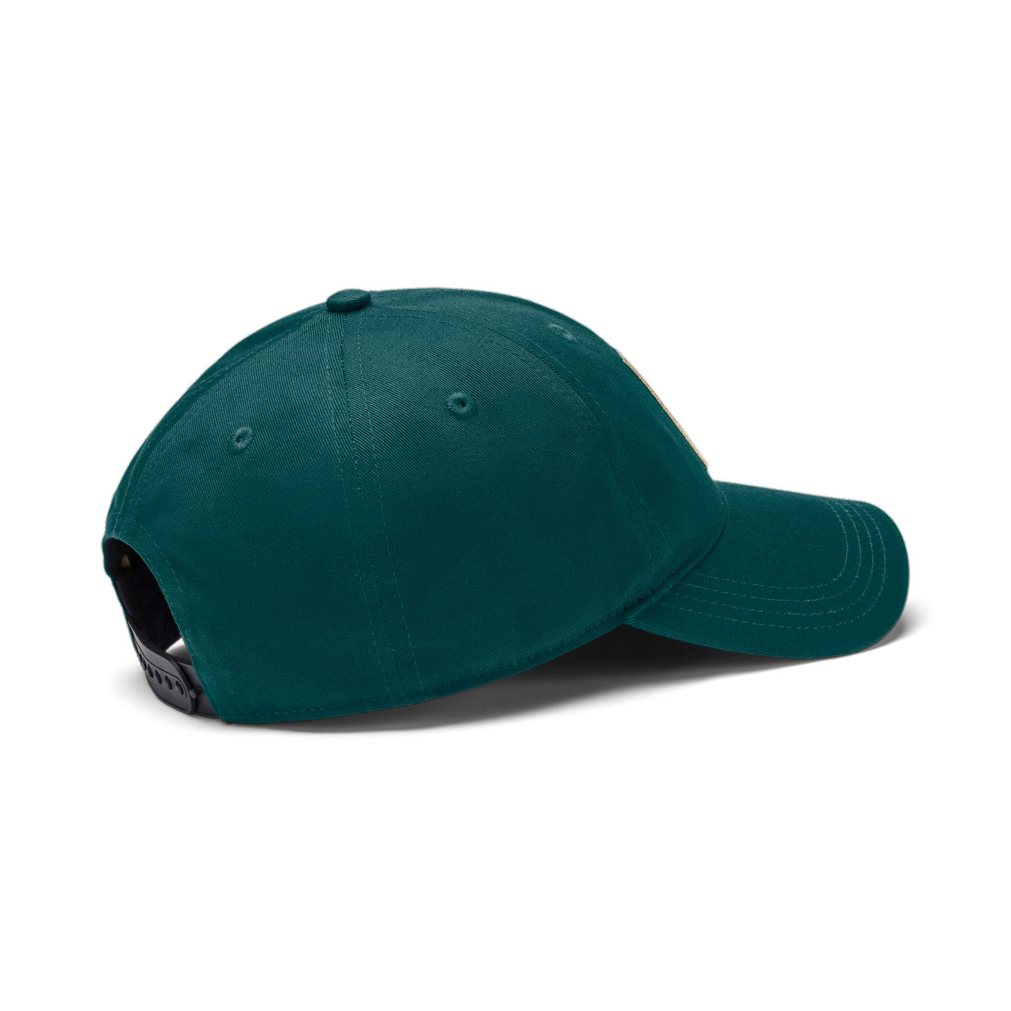 Thumbnail 2 of FIGC PUMA DNA Baseball Cap, Ponderosa Pine-Peacoat, medium