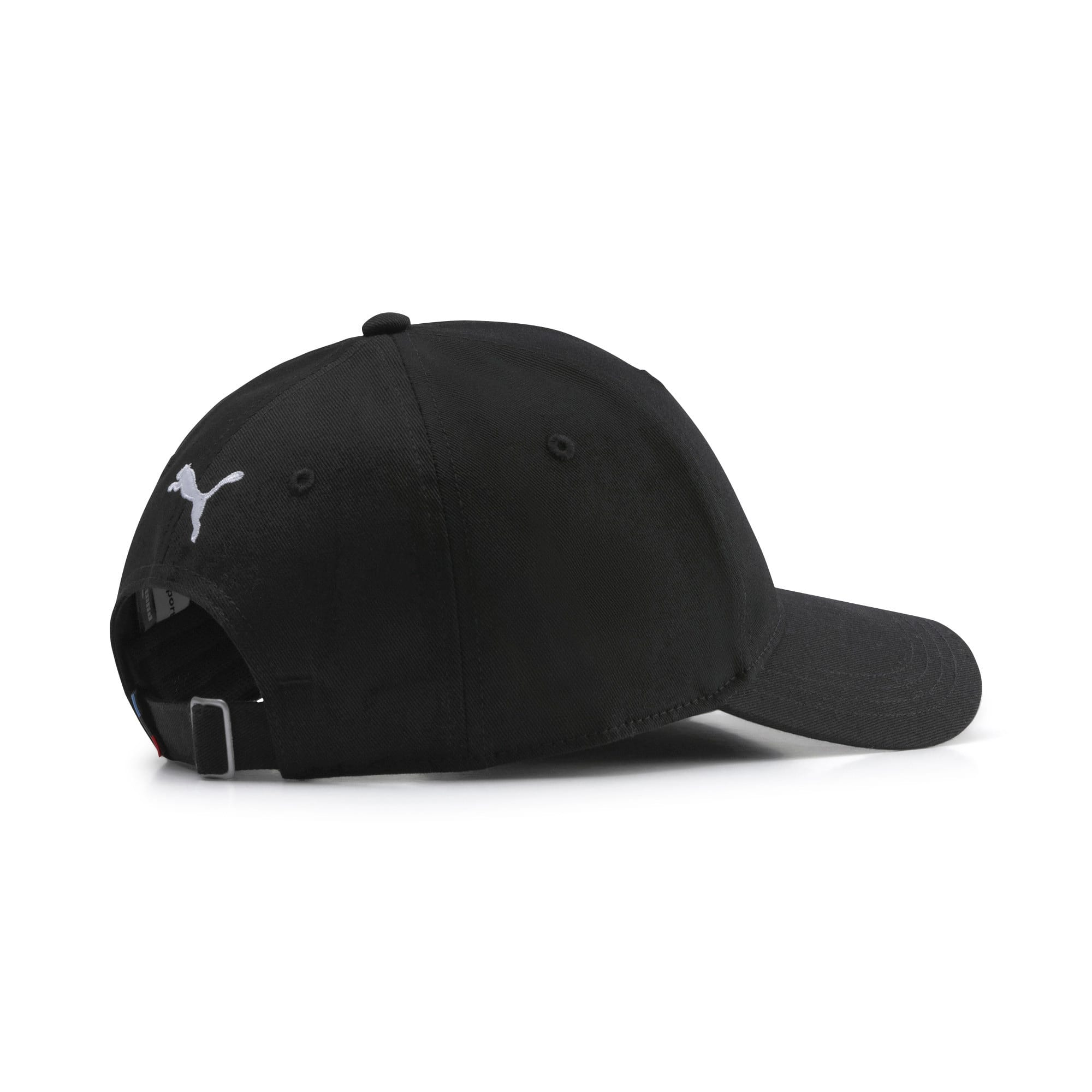 Thumbnail 2 of BMW M Motorsport Baseball Cap, Puma Black, medium