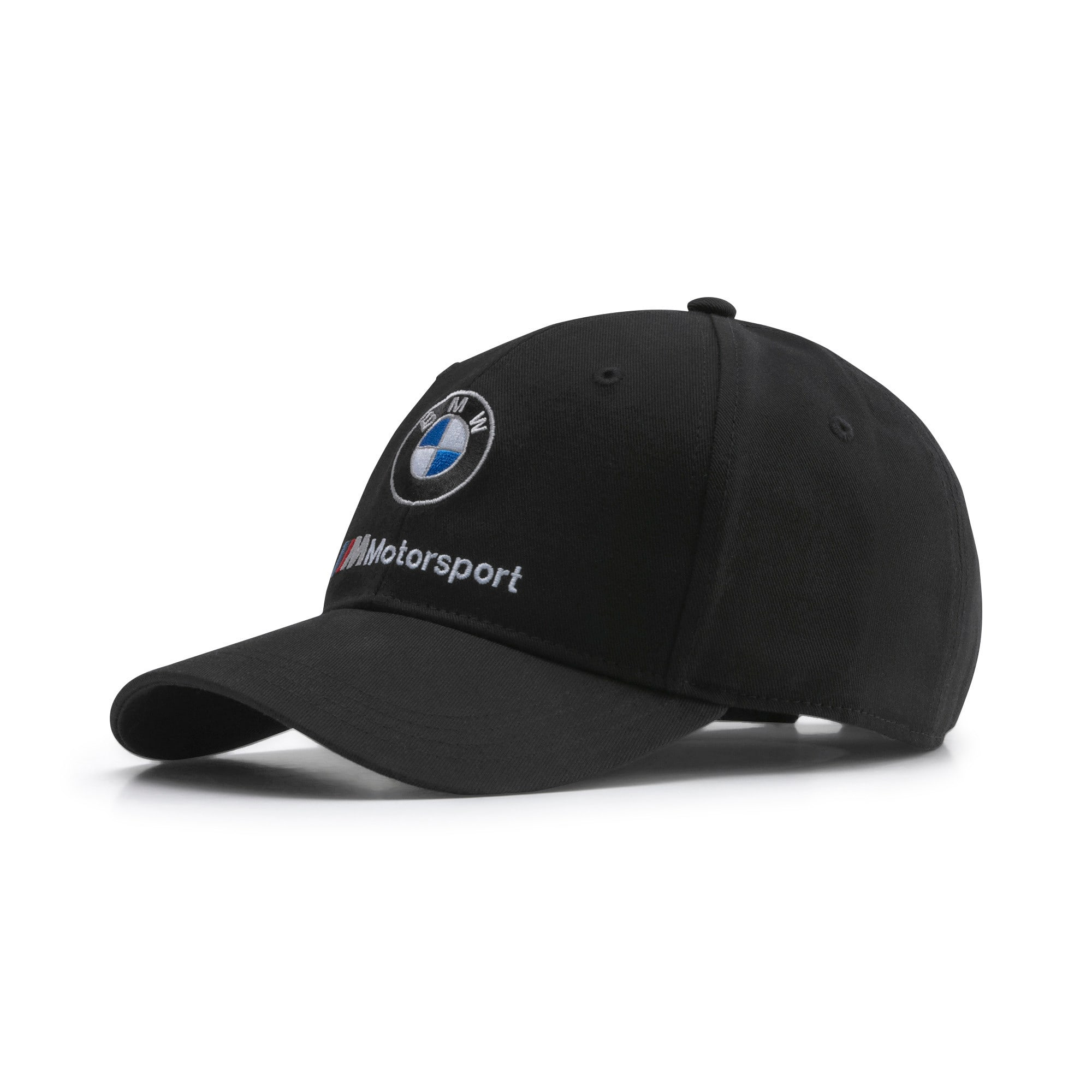 Thumbnail 1 of BMW M Motorsport Baseball Cap, Puma Black, medium
