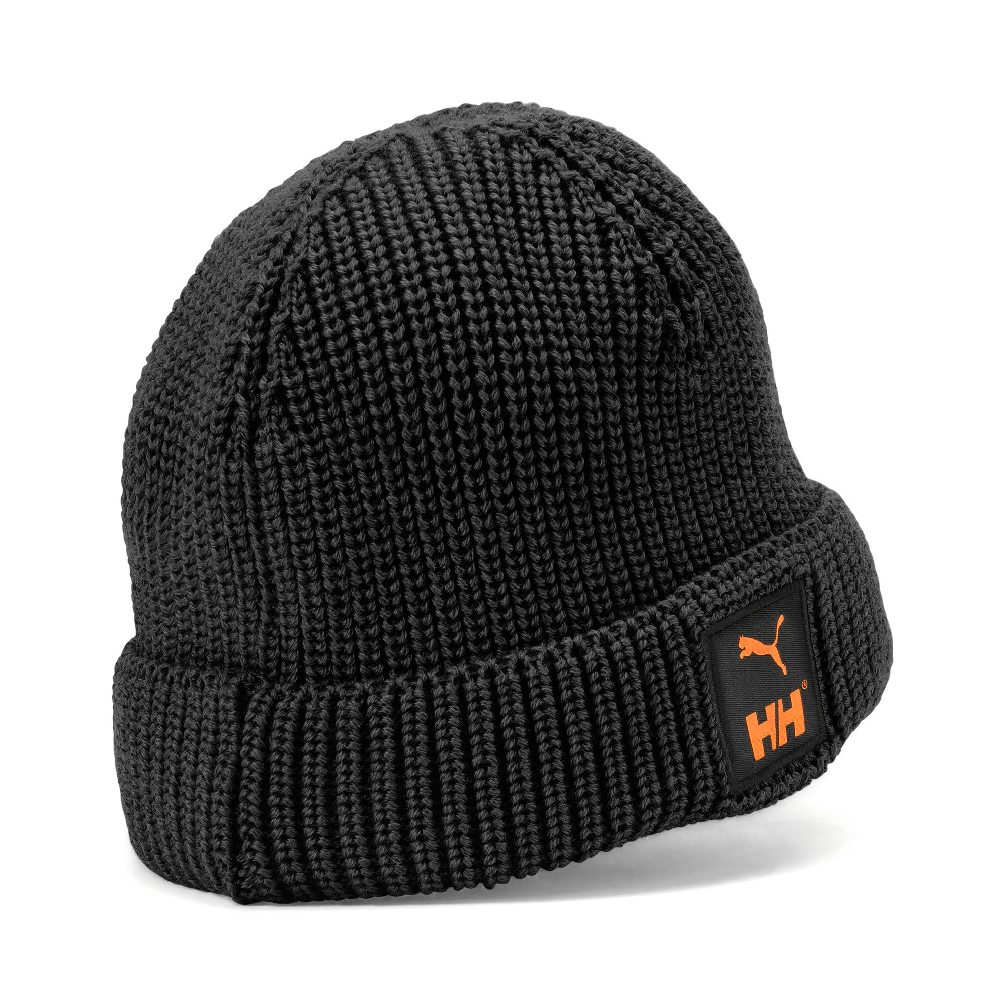 Thumbnail 2 of PUMA x HELLY HANSEN Beanie, Puma Black, medium