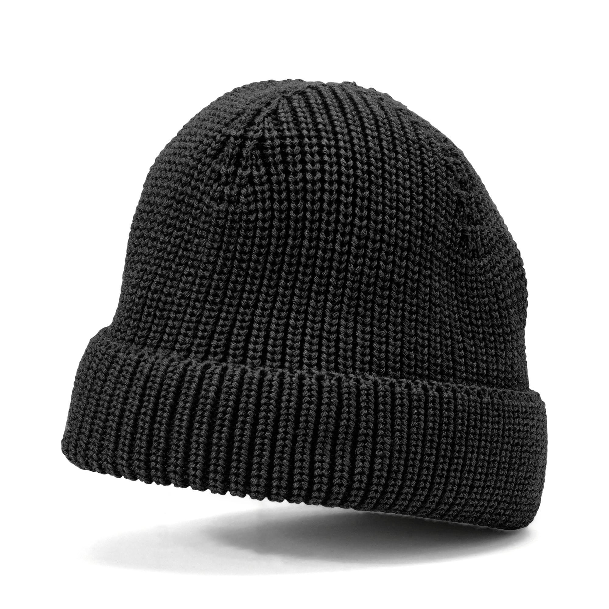 Thumbnail 1 of PUMA x HELLY HANSEN Beanie, Puma Black, medium
