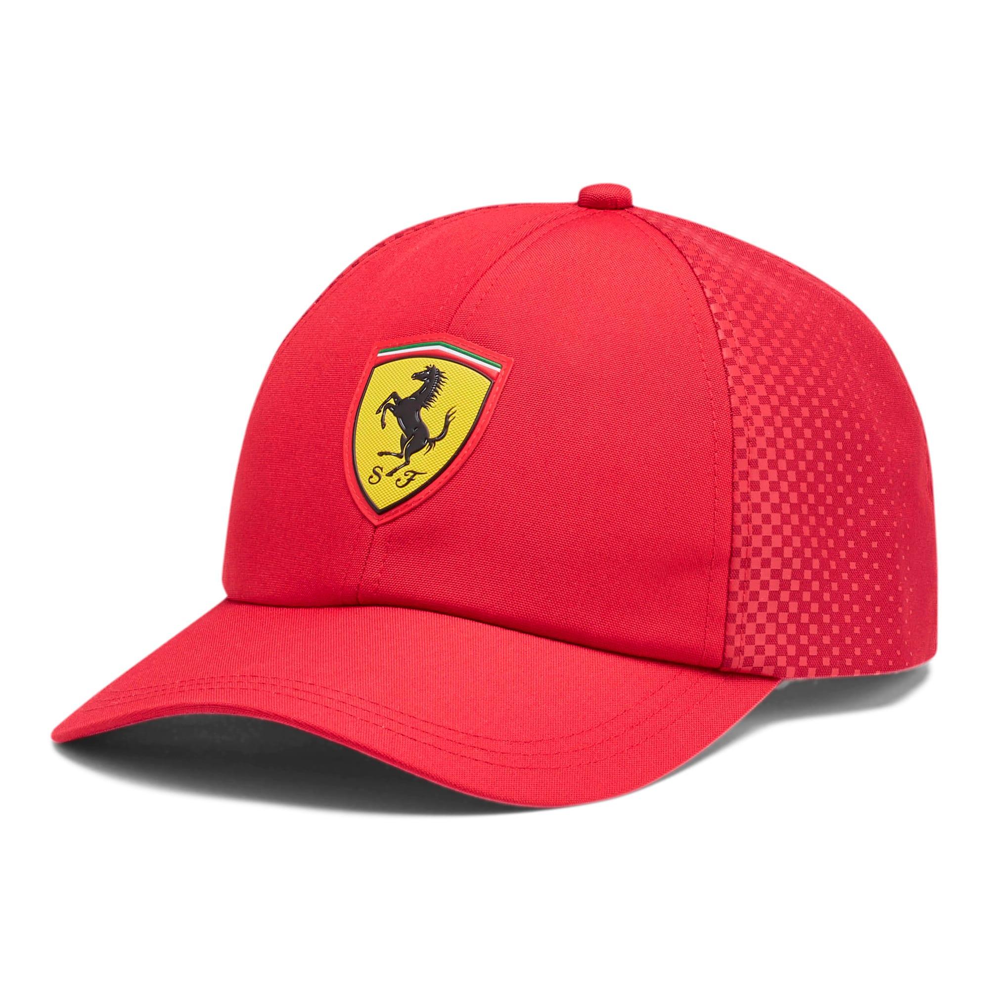 Thumbnail 1 of Scuderia Ferrari Replica Team Cap, Rosso Corsa, medium