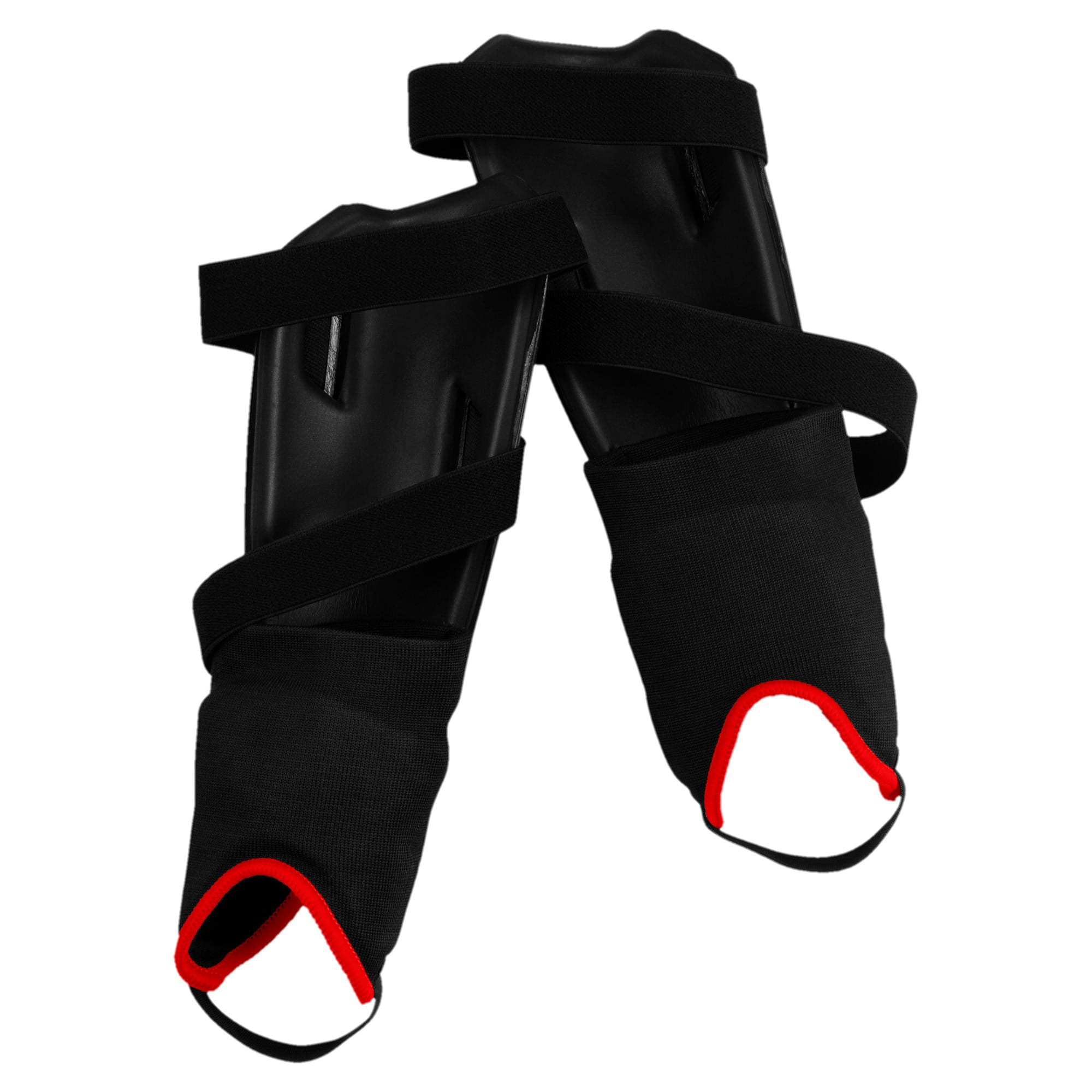 Thumbnail 2 of FUTURE 19.3 Shin Guards, Red Blast-Black-Bleu Azur, medium