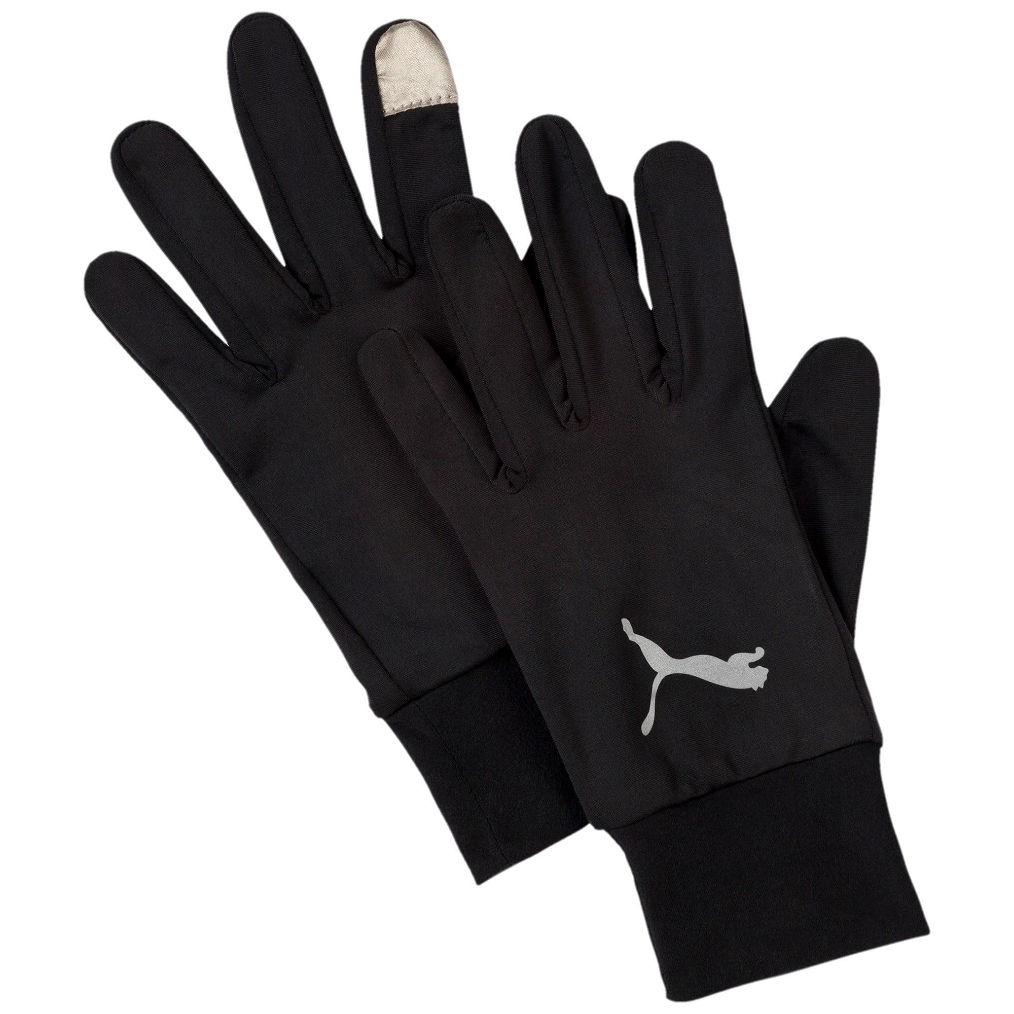 Thumbnail 1 of Running Gloves, black, medium-IND