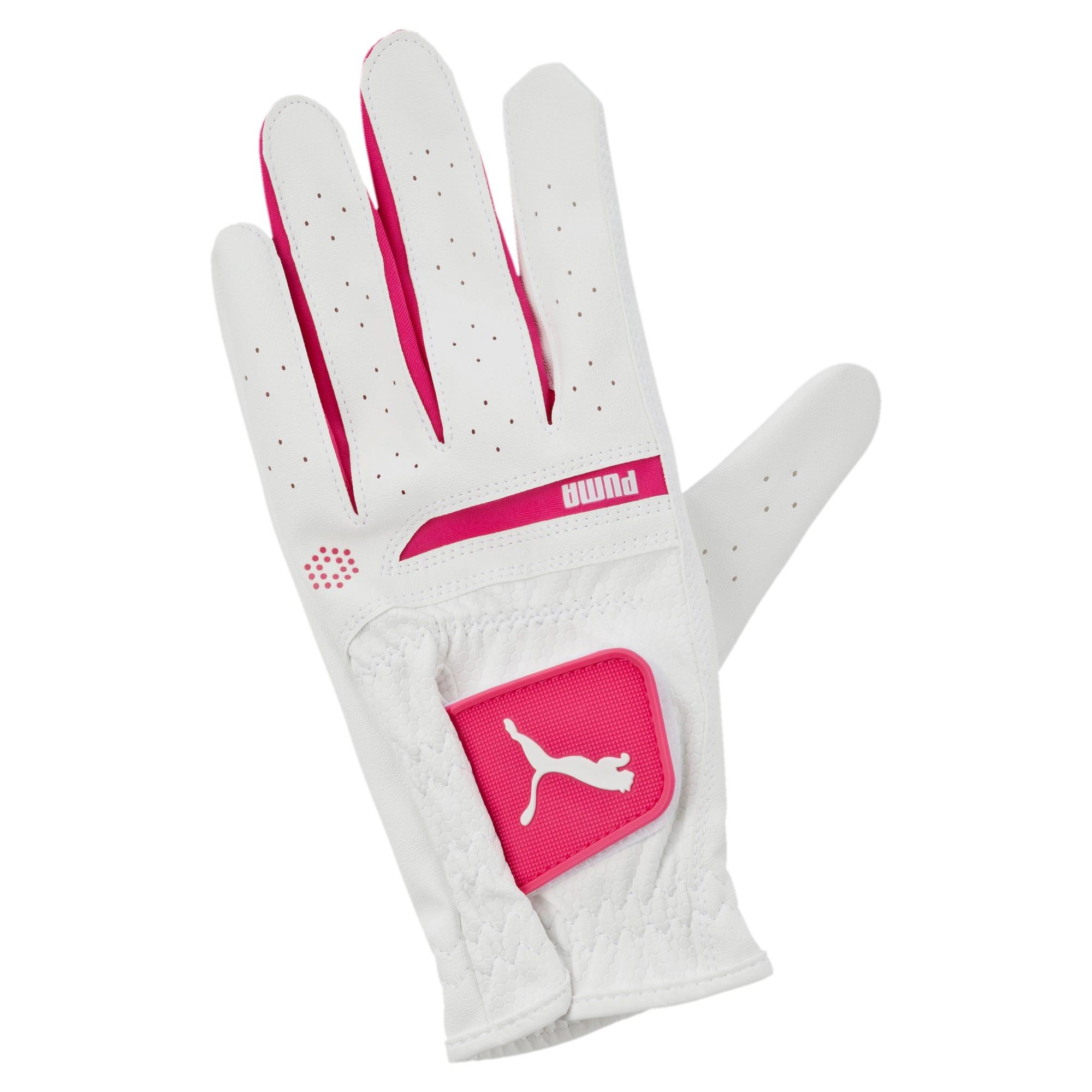 Thumbnail 1 of Golf Women's Flexlite Performance Left Hand Glove, white-beetroot purple, medium-IND