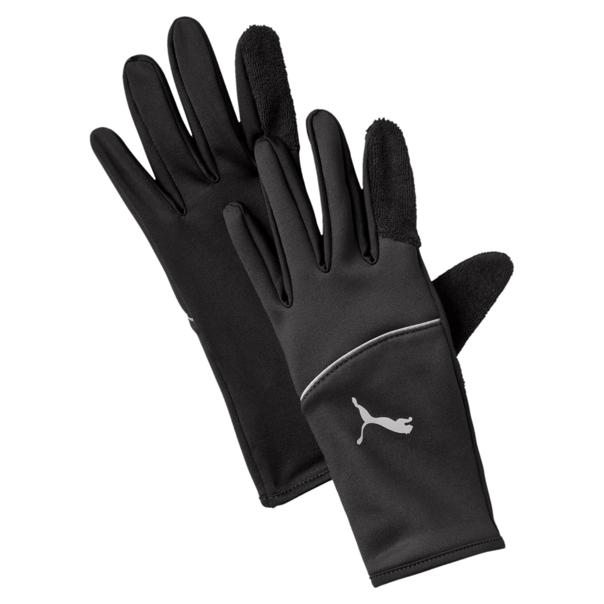 Thumbnail 1 of PR Thermo Gloves, Puma Black, medium-IND