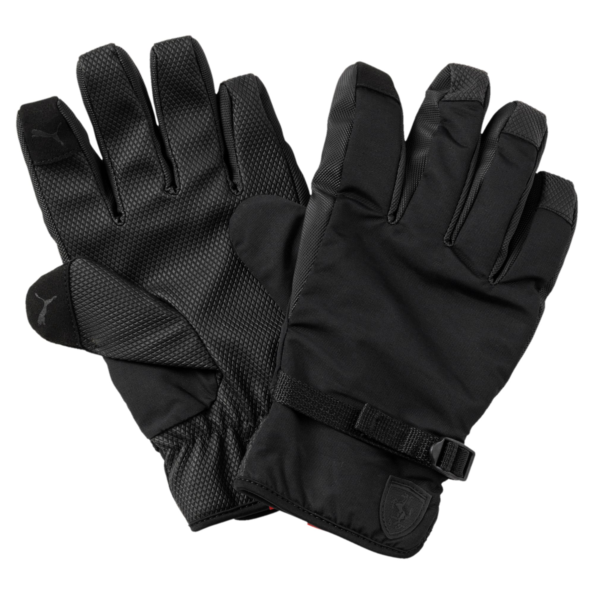 Thumbnail 1 of SF LS Gloves, Puma Black, medium-IND