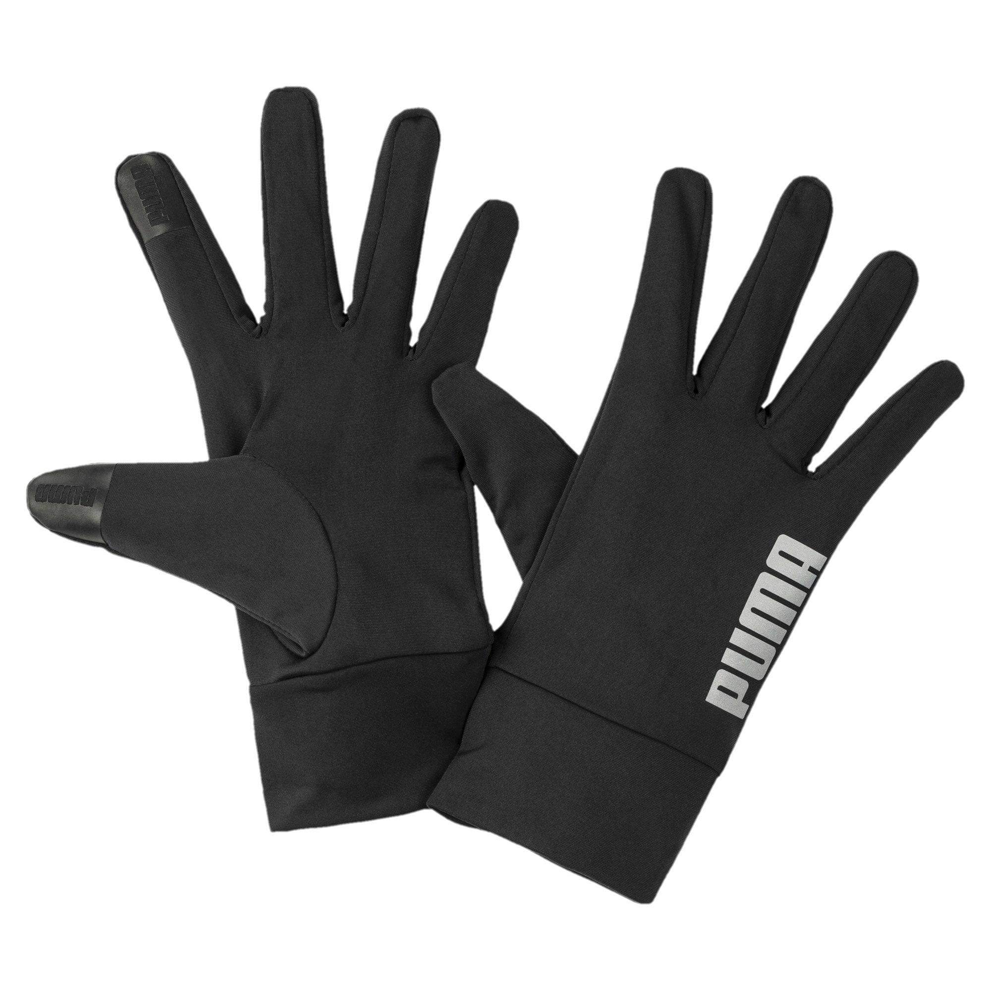 Thumbnail 1 of PR Performance Running Handschuhe, Puma Black, medium