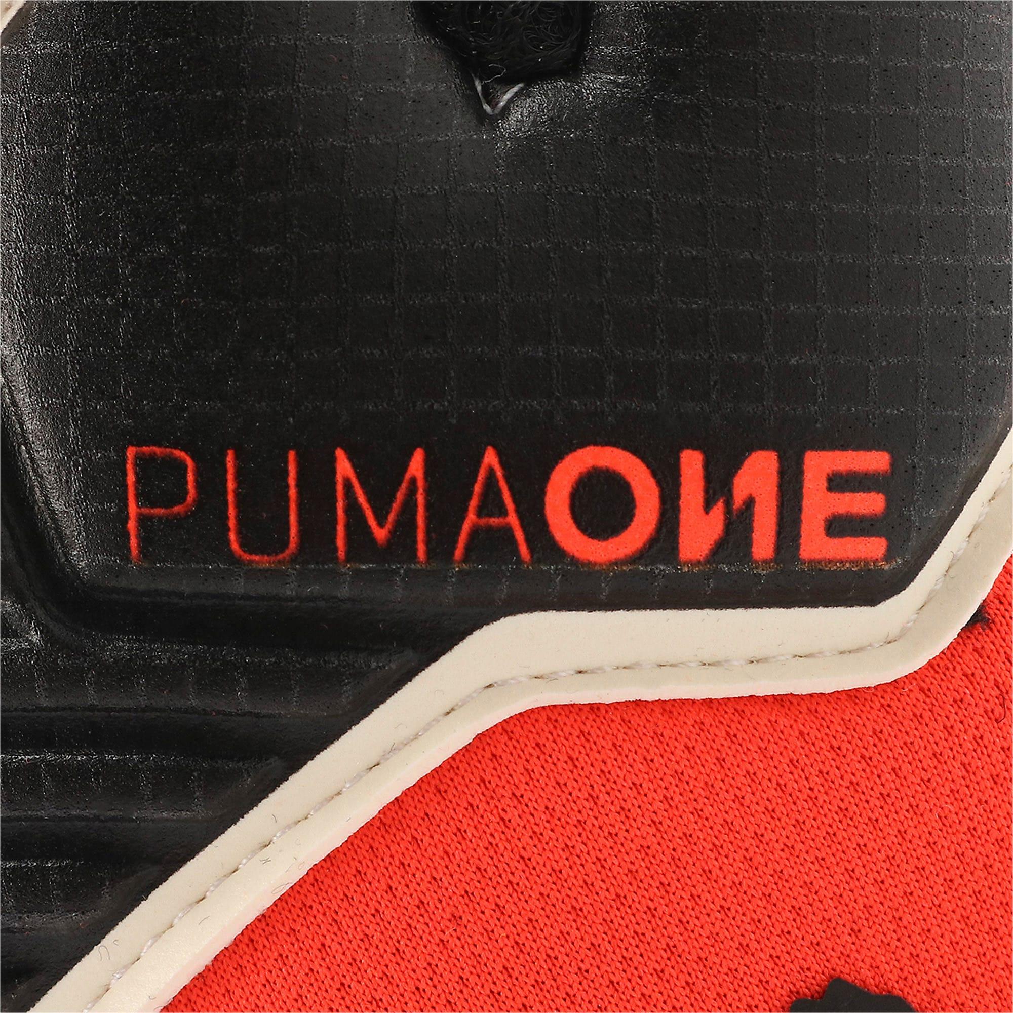 Thumbnail 7 of プーマ ワン グリップ 1 RC サッカー ゴールキーパーグローブ, Nrgy Red-Black-Puma White, medium-JPN