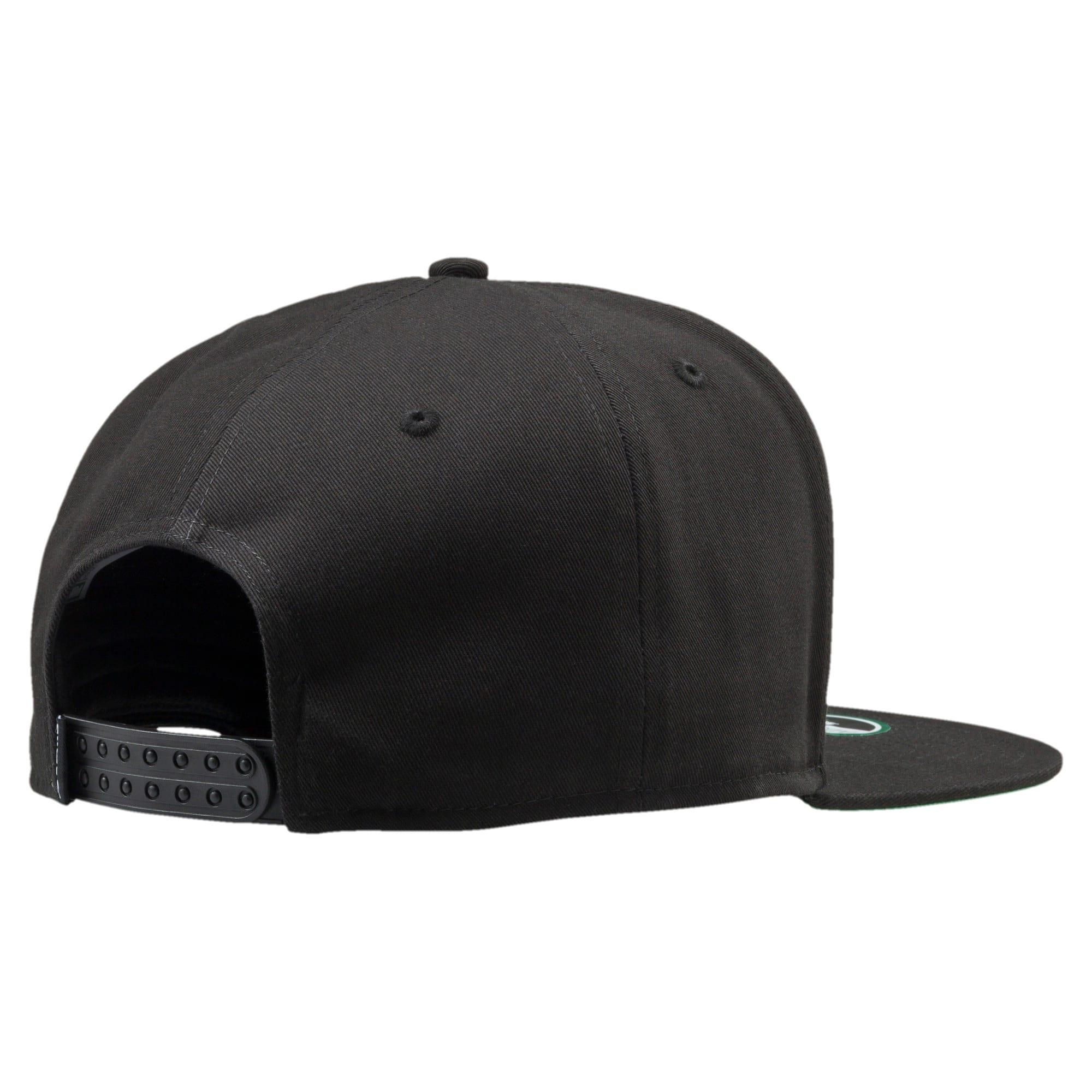 Thumbnail 2 of Lifestyle ColourBlock Cap, black, medium