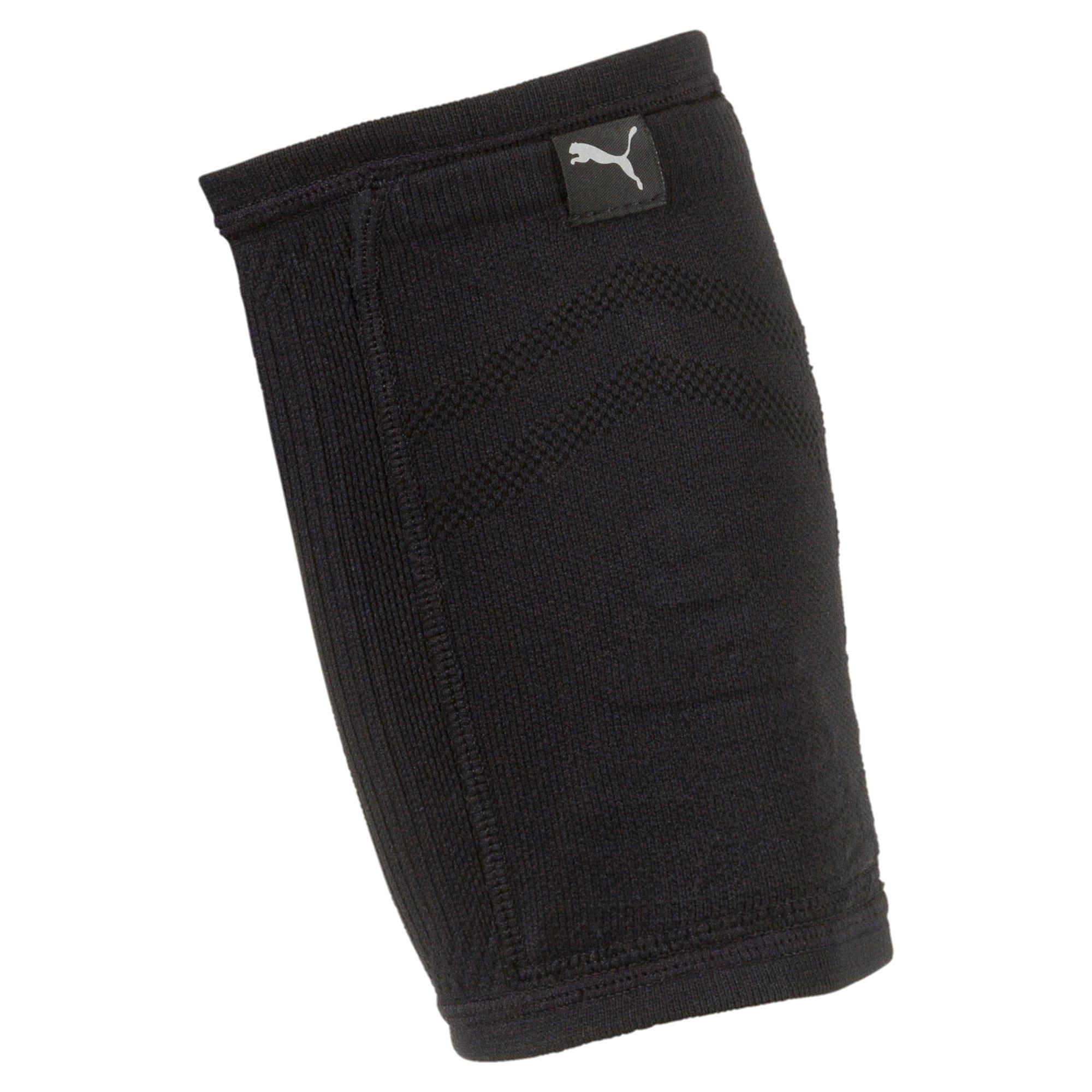 Thumbnail 1 of Running evoKNIT Arm Pocket, Puma Black, medium-IND
