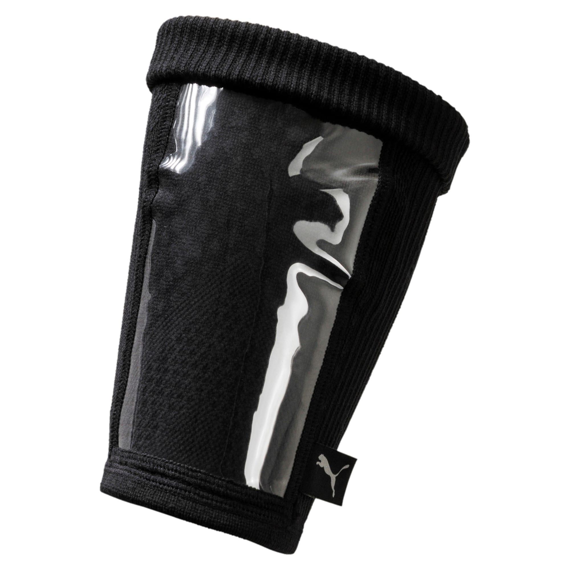 Thumbnail 1 of Running evoKNIT Armband, Puma Black, medium-IND