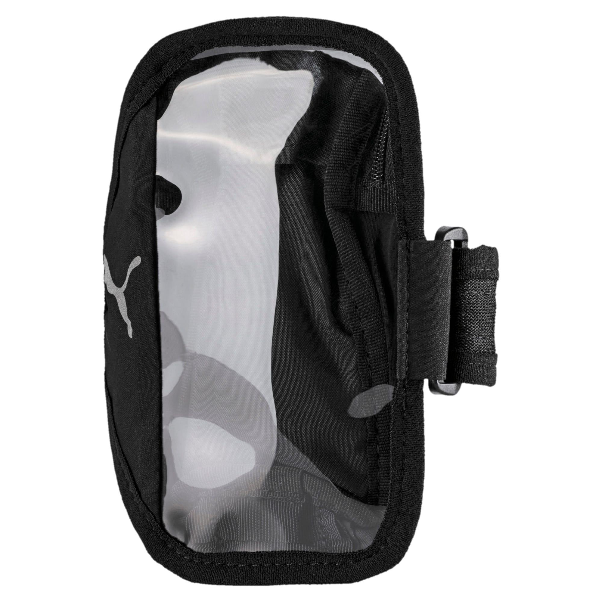 Thumbnail 1 of Running Mobile Armband, Puma Black-Periscope, medium-IND