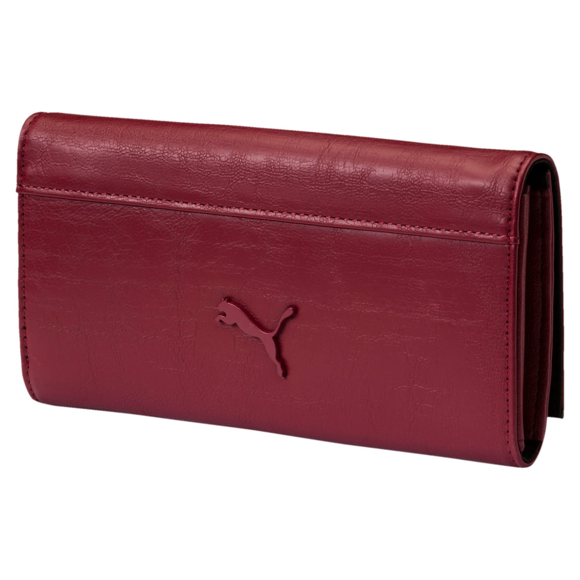 Thumbnail 2 of Ferrari Lifestyle Women's Wallet, Pomegranate, medium-SEA