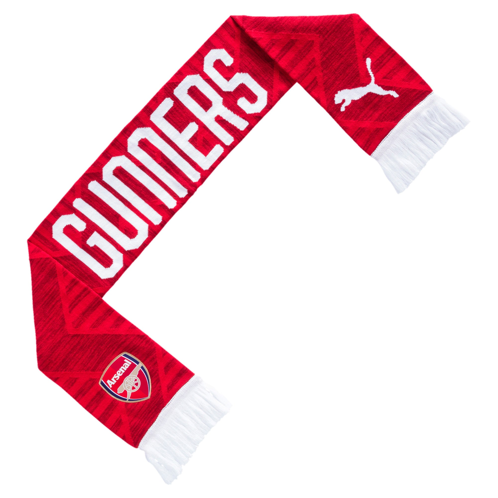 Thumbnail 1 of AFC Fan Scarf, Chili Pepper-High Risk Red, medium