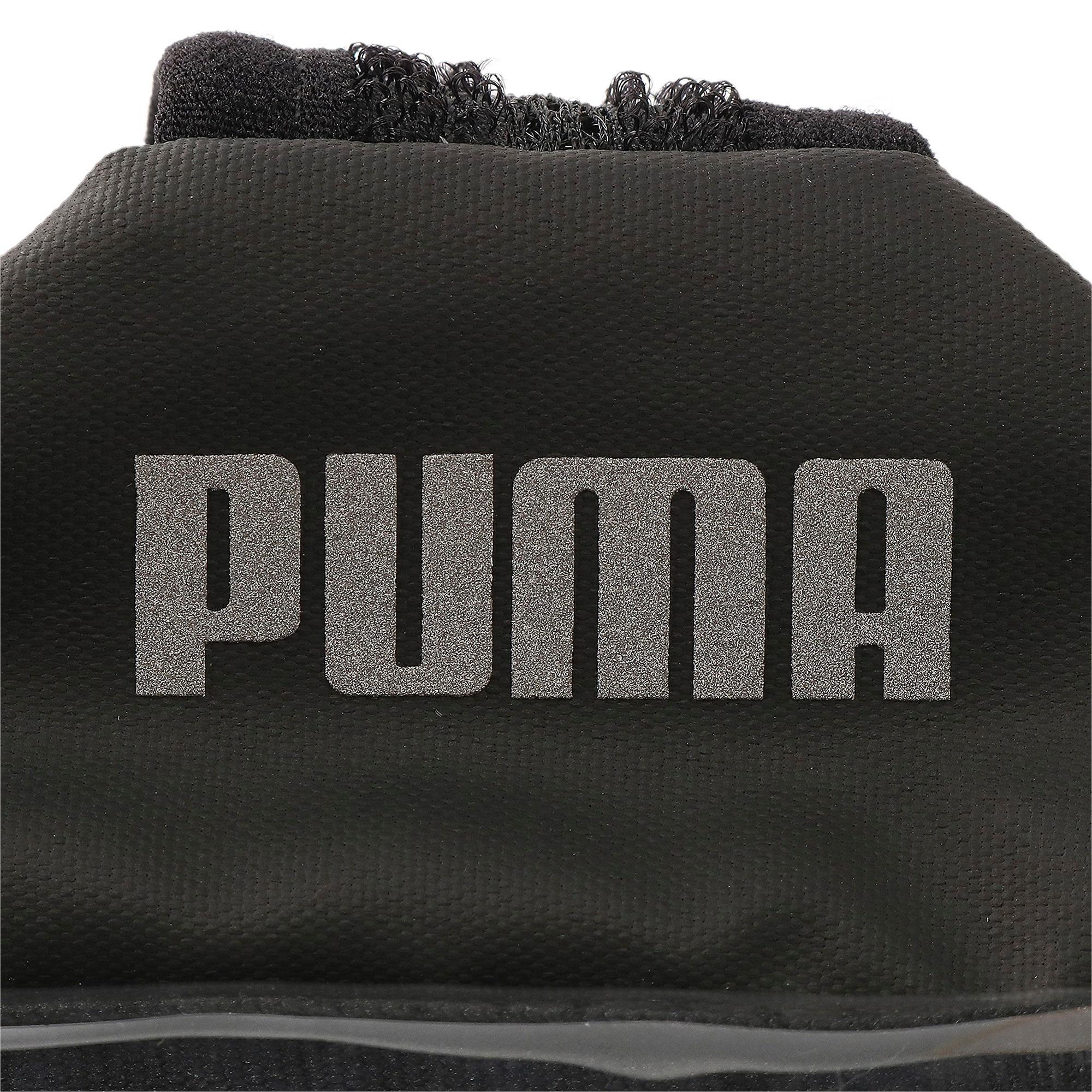 Thumbnail 4 of ランニング PR モバイル アームバンド, Puma Black-Yellow Alert, medium-JPN