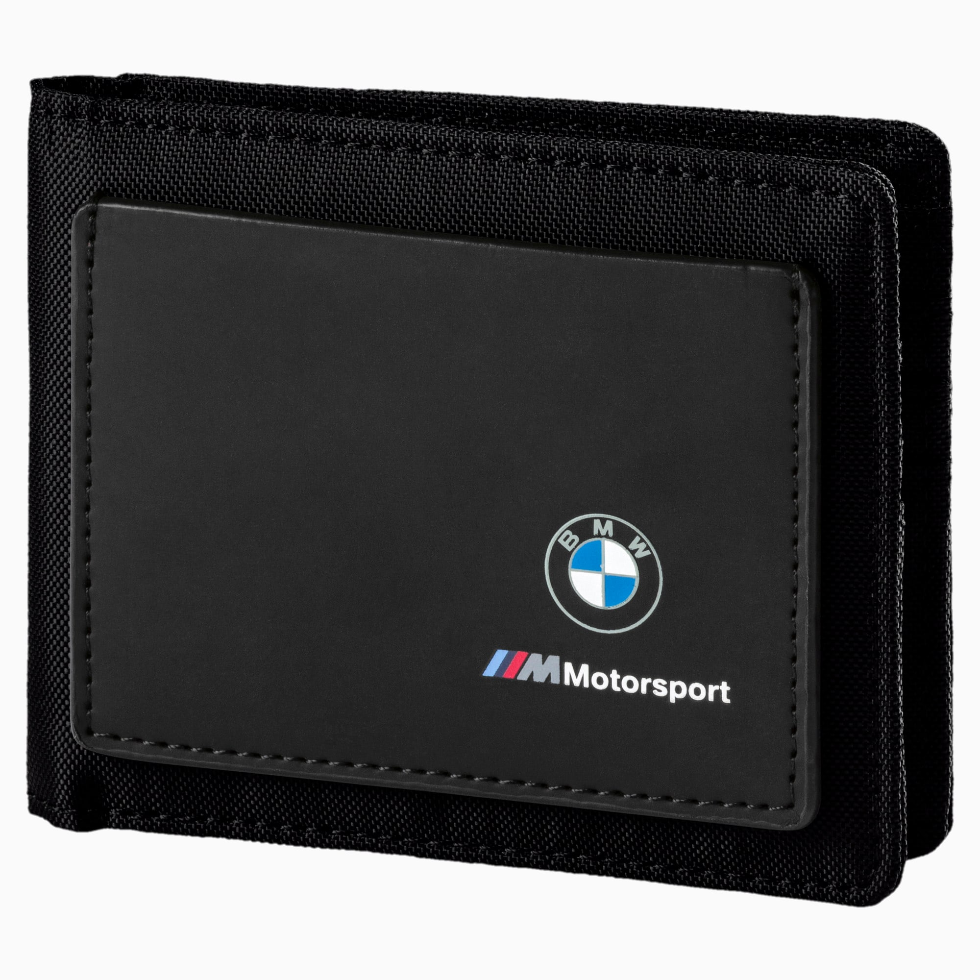 BMW M Motorsport Wallet, Puma Black, large-SEA