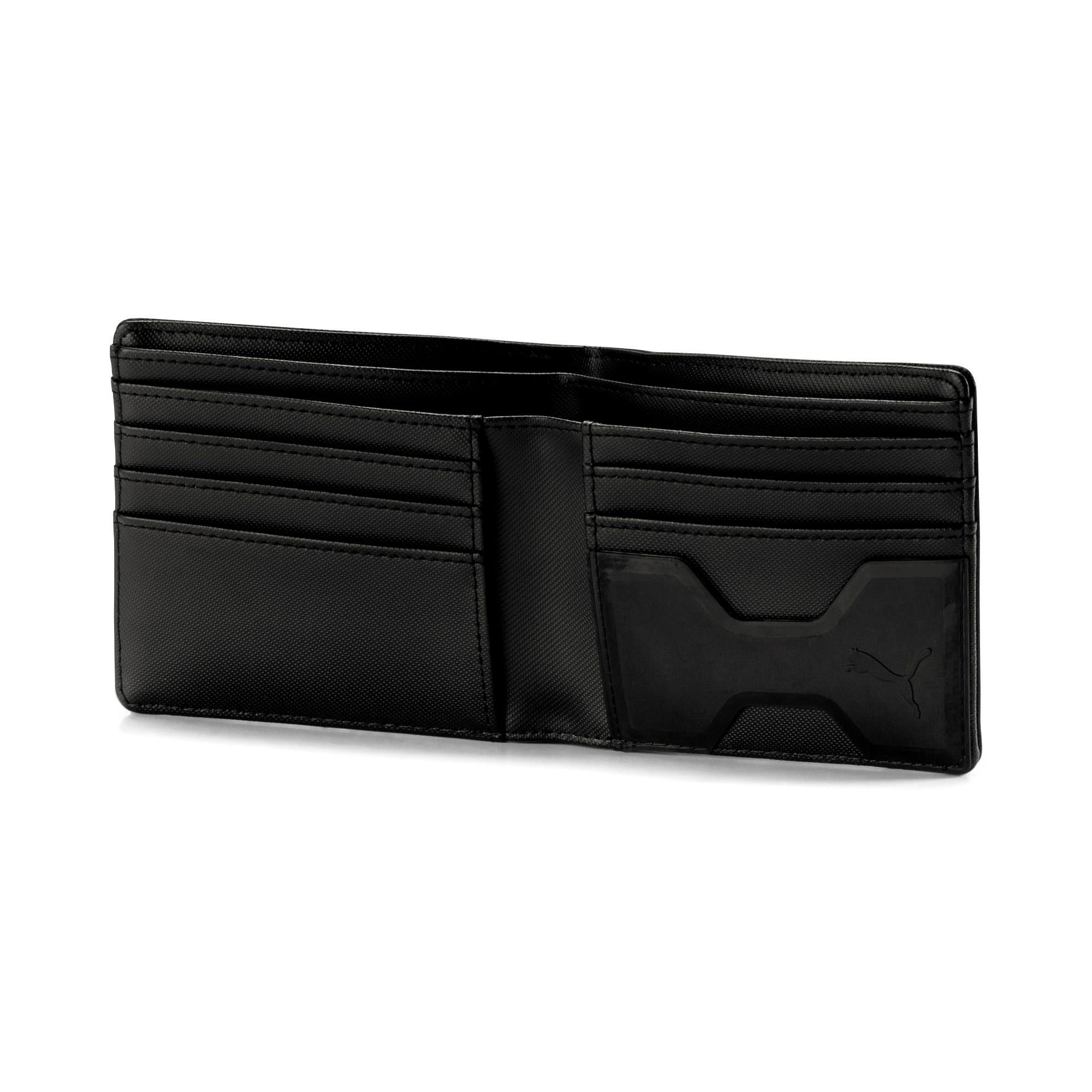 Thumbnail 3 of Scuderia Ferrari LS Wallet, Puma Black, medium