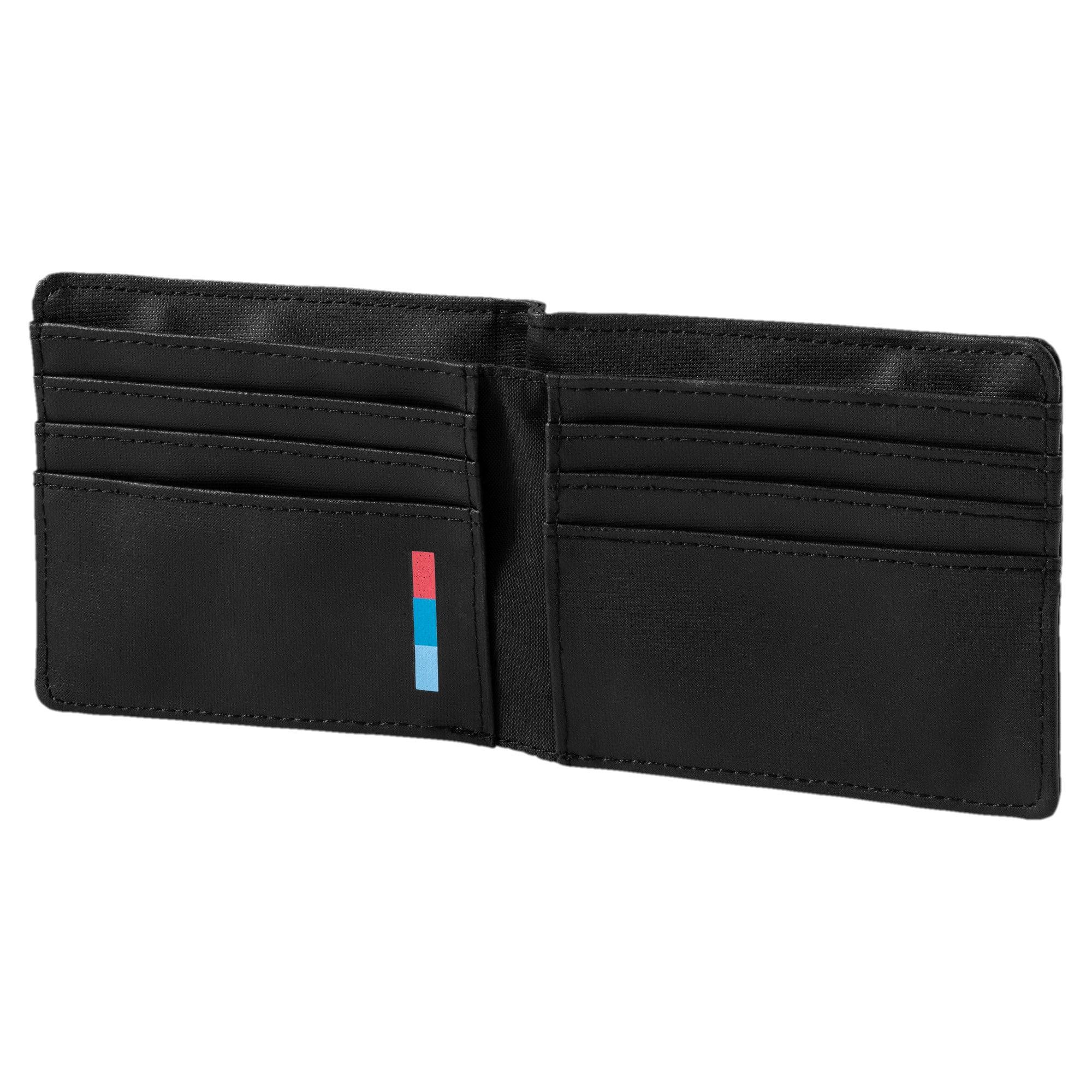 Thumbnail 3 of BMW Motorsport Wallet, Puma Black, medium-IND
