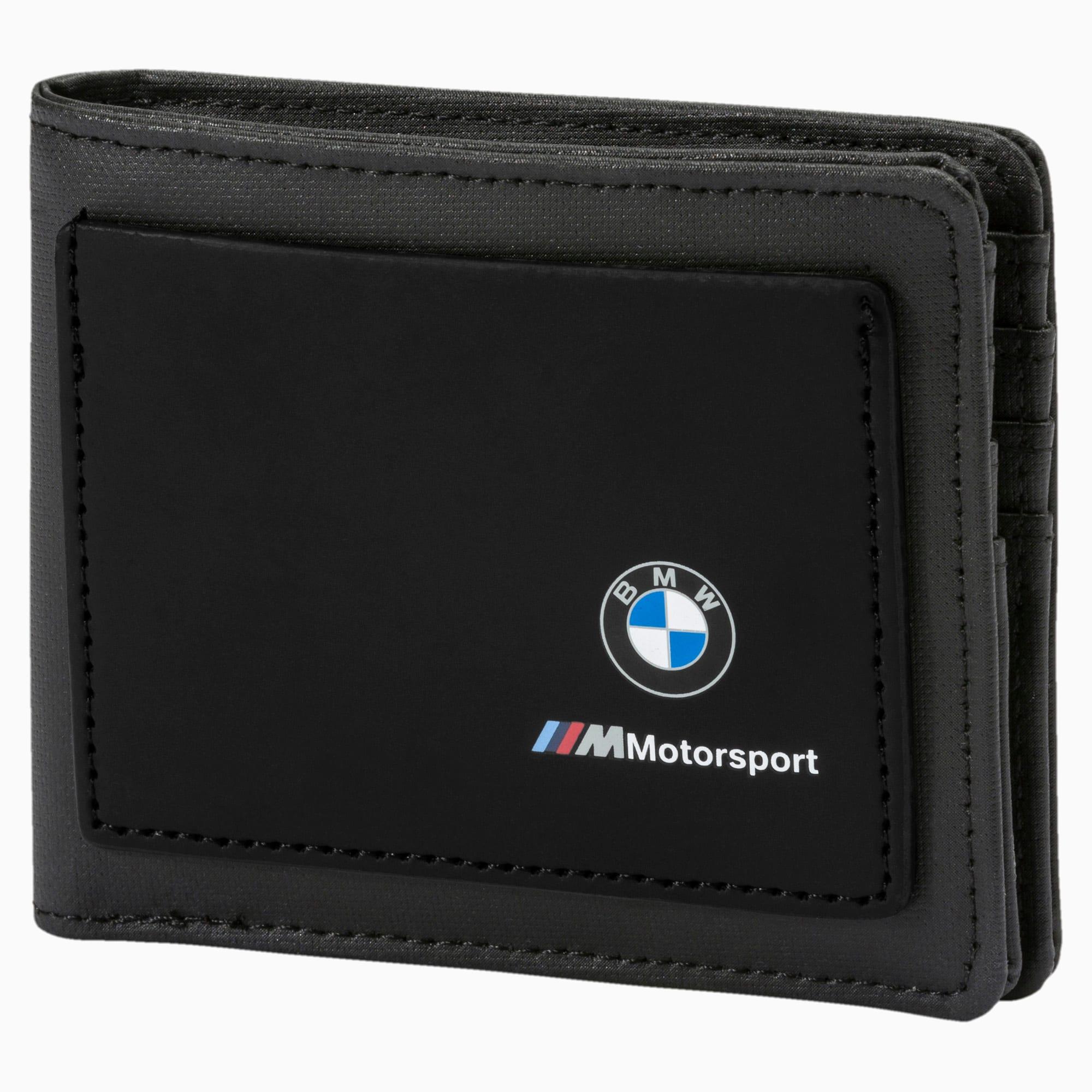 BMW Motorsport Wallet, Puma Black, large-SEA